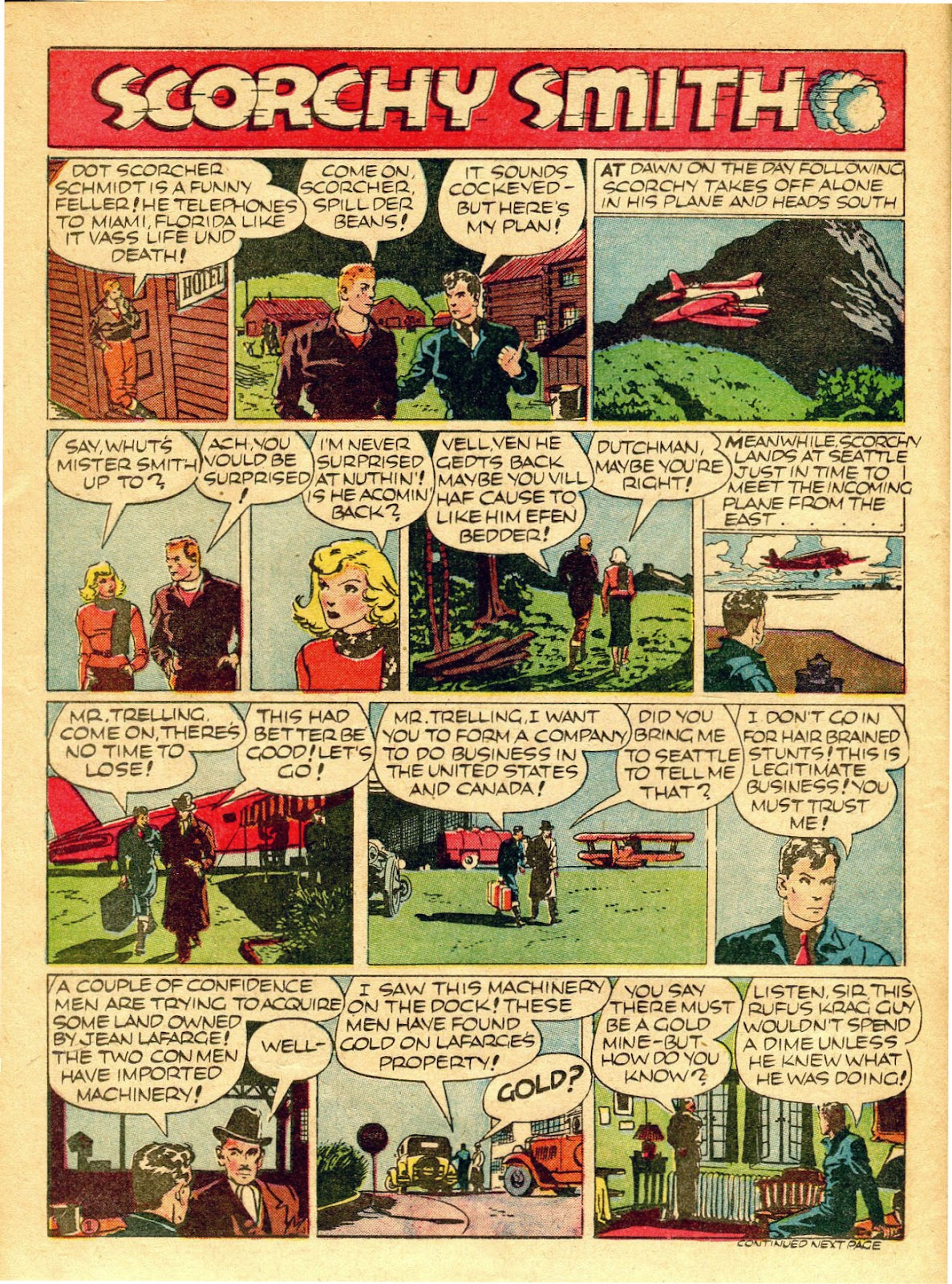 Read online Famous Funnies comic -  Issue #62 - 47