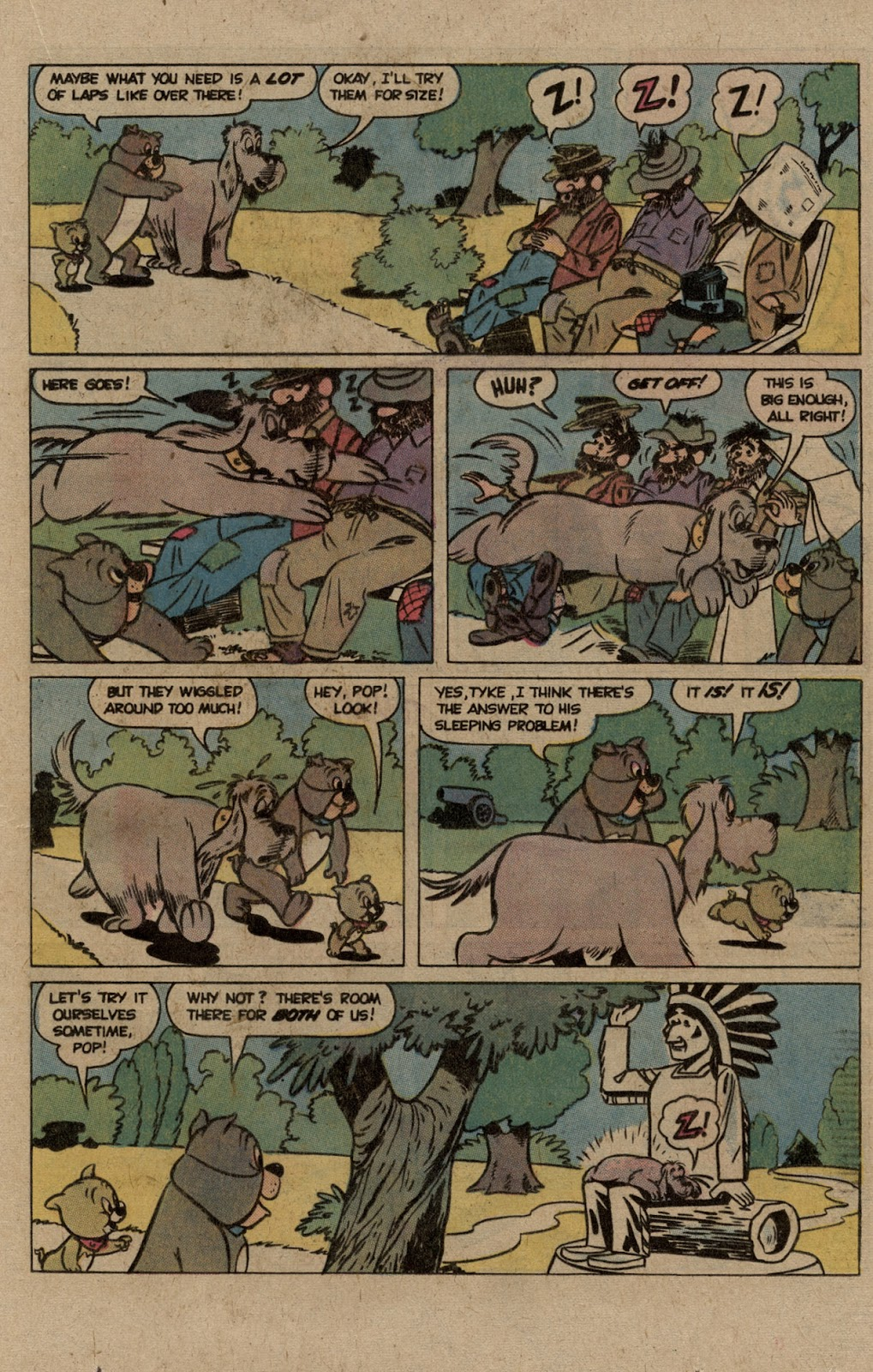 Tom and Jerry issue 299 - Page 21