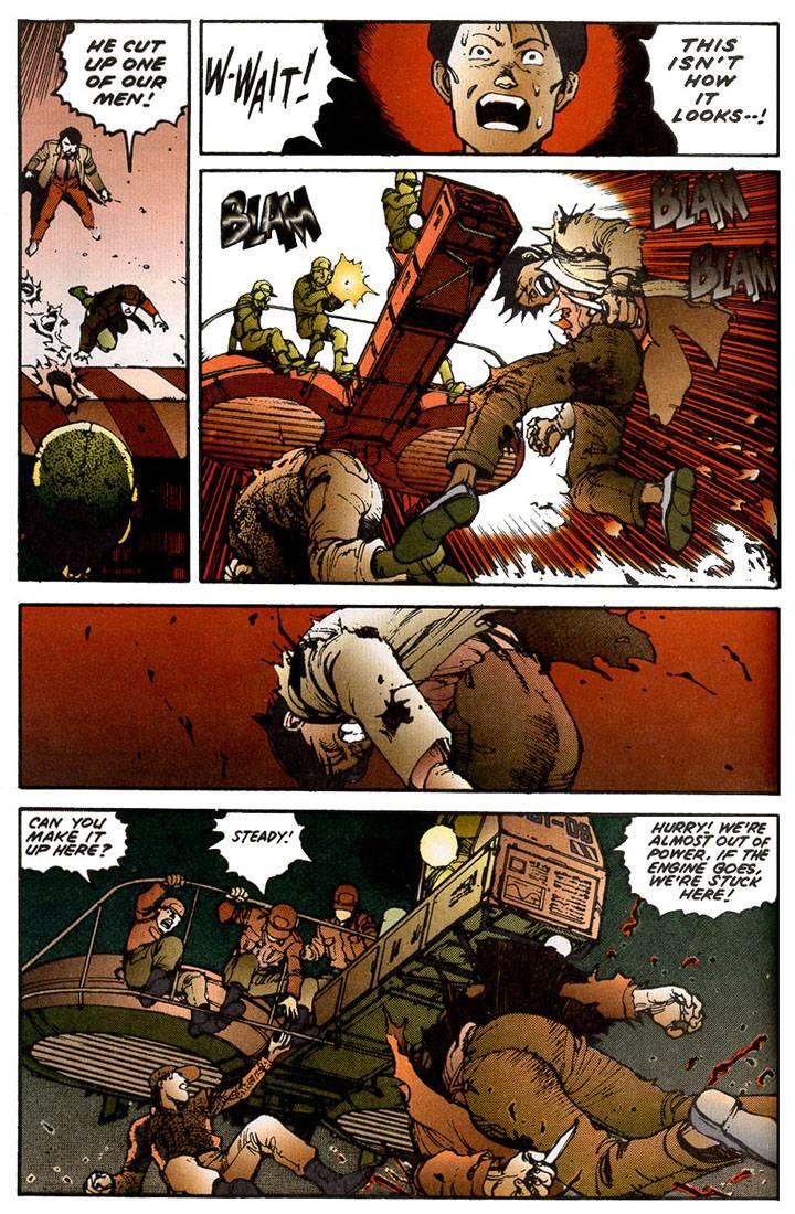 Read online Akira comic -  Issue #11 - 31