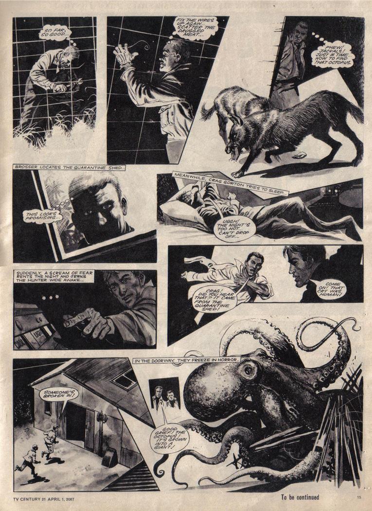 TV Century 21 (TV 21) issue 115 - Page 14
