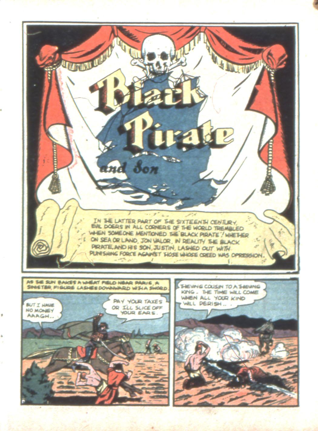 Read online Sensation (Mystery) Comics comic -  Issue #11 - 17