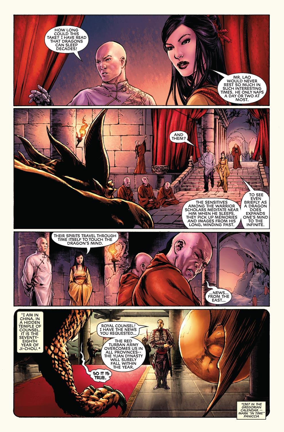 Read online Agents Of Atlas (2009) comic -  Issue #7 - 18