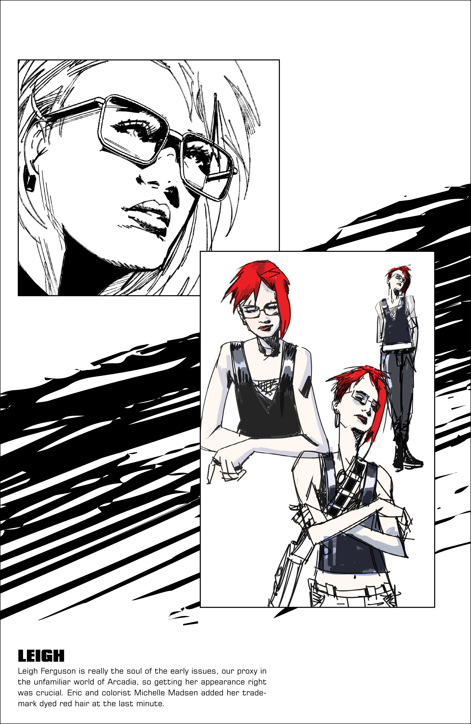 Read online X: Big Bad comic -  Issue # Full - 127