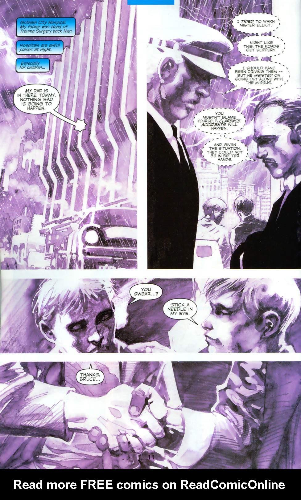 Read online Batman: Hush comic -  Issue #3 - 11