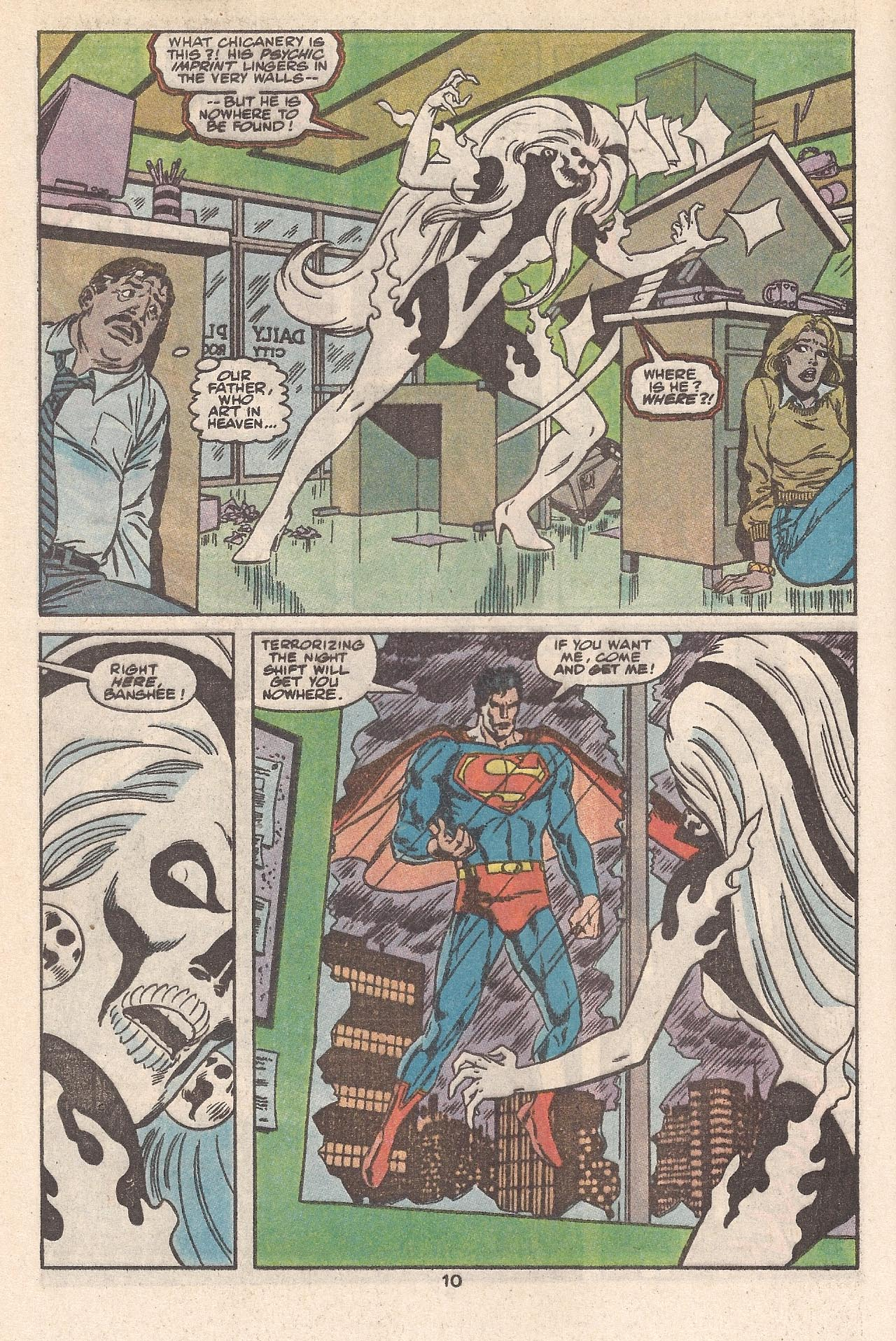 Read online Action Comics (1938) comic -  Issue #662 - 16