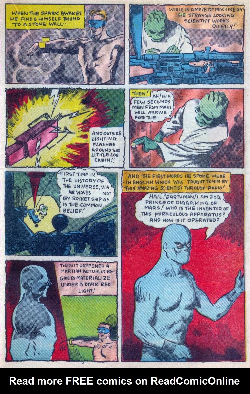 Read online Amazing Man Comics comic -  Issue #15 - 38