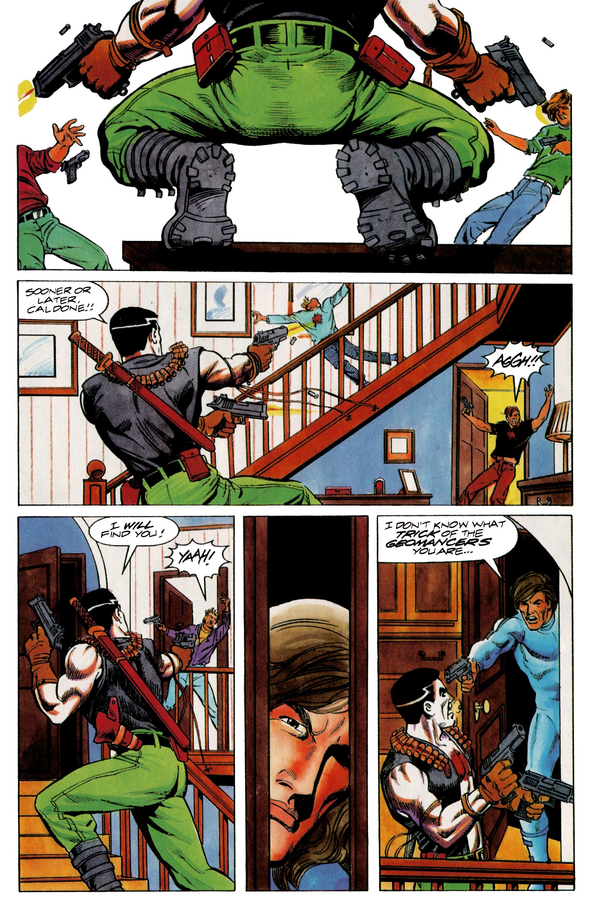 Read online Eternal Warrior (1992) comic -  Issue #14 - 13