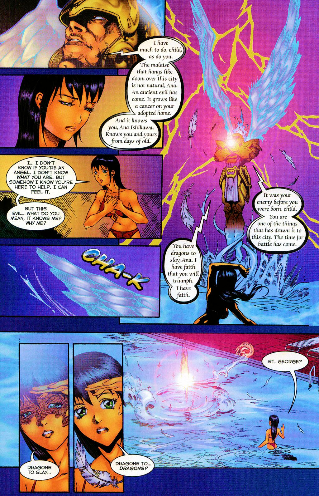 Read online Shi: The Series comic -  Issue #12 - 9