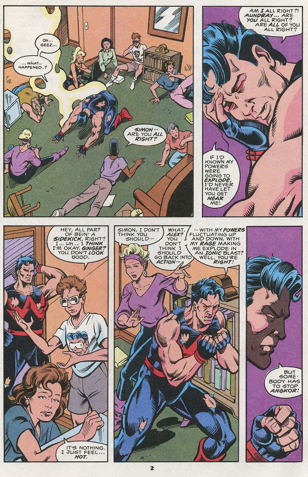 Read online Wonder Man (1991) comic -  Issue #12 - 3