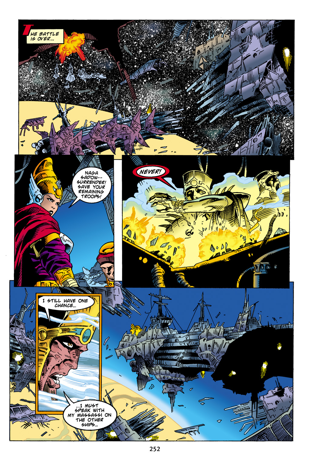 Read online Star Wars Omnibus comic -  Issue # Vol. 4 - 242