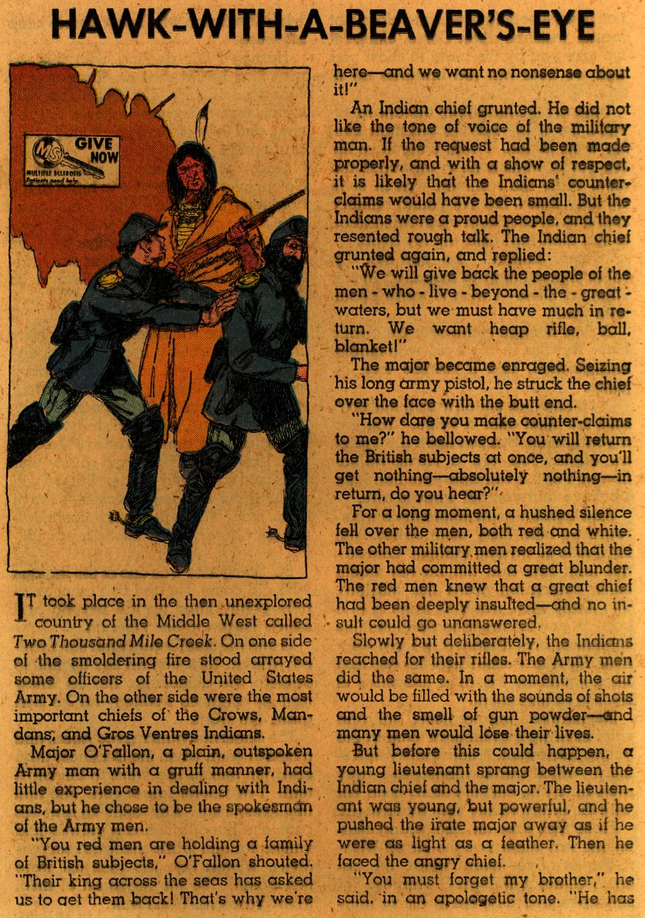 Read online All-Star Western (1951) comic -  Issue #89 - 26