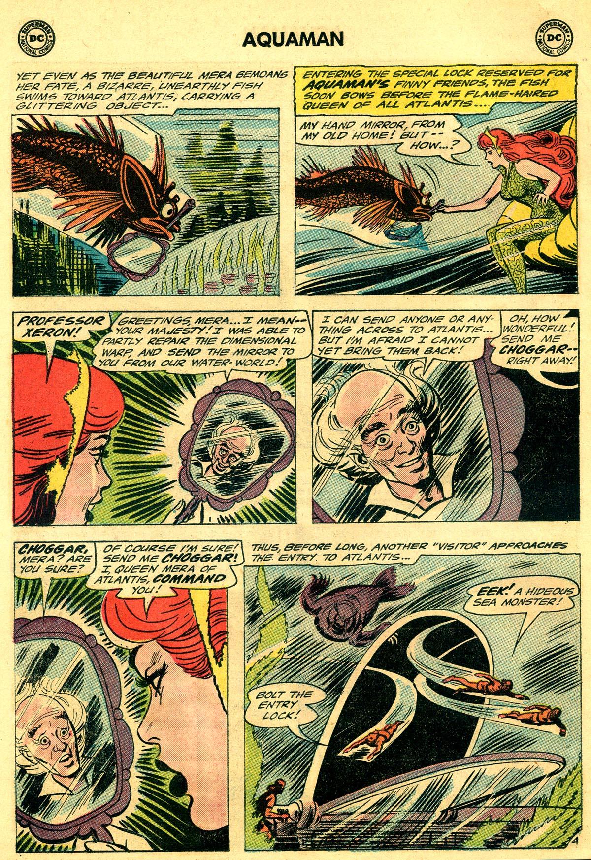 Read online Aquaman (1962) comic -  Issue #19 - 6