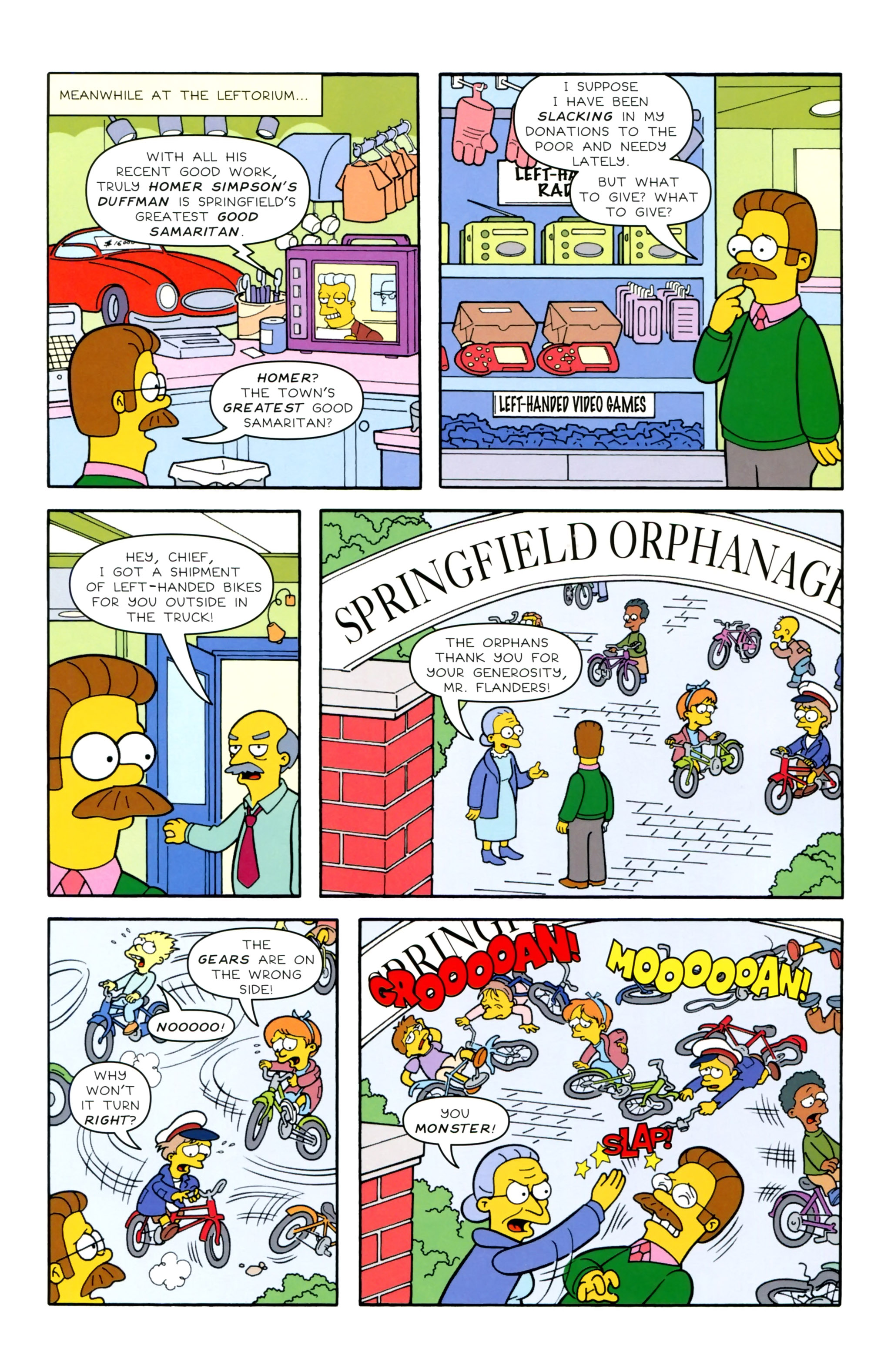 Read online Simpsons Illustrated (2012) comic -  Issue #20 - 15