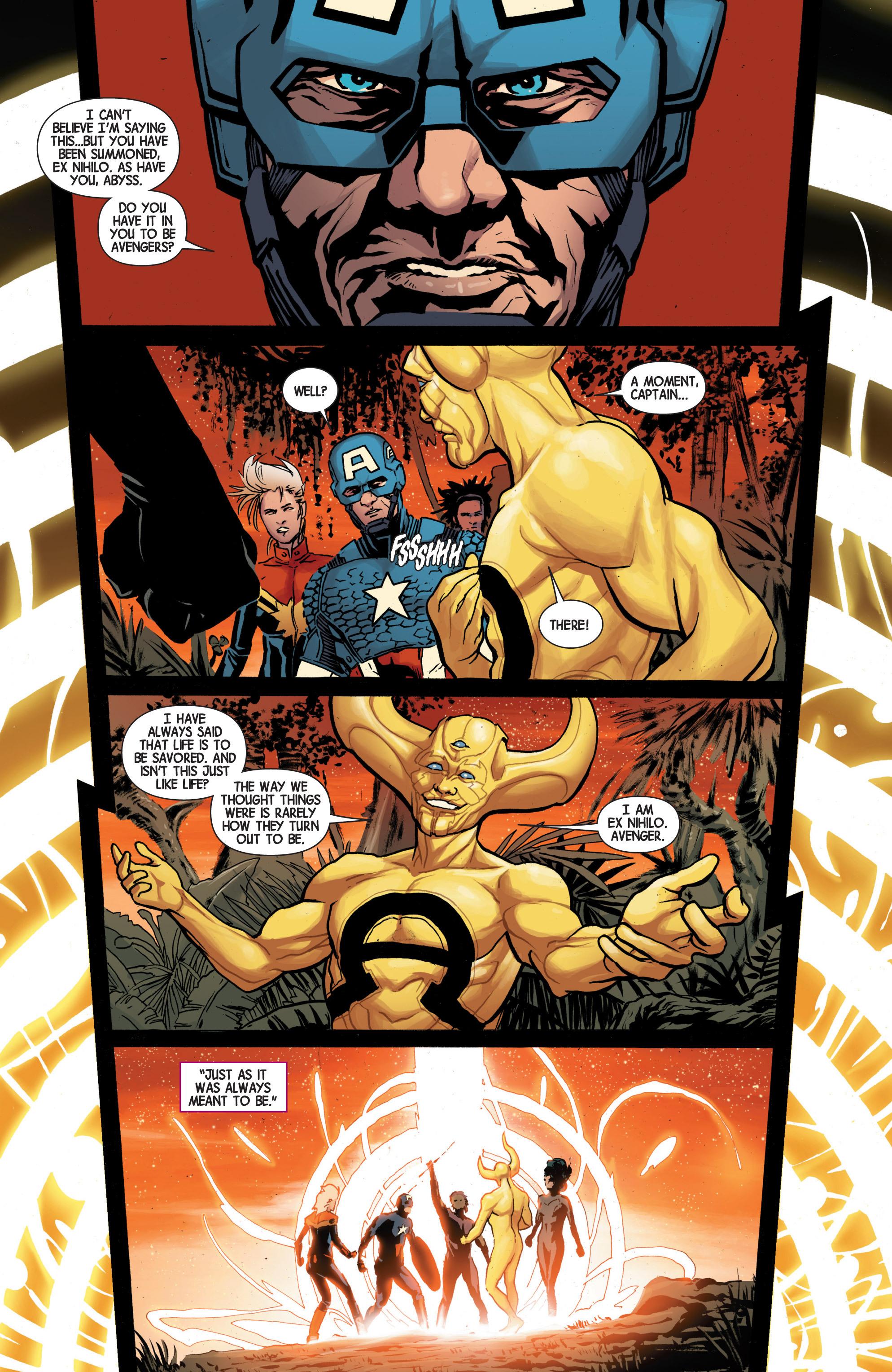 Read online Avengers (2013) comic -  Issue #Avengers (2013) _TPB 3 - 145