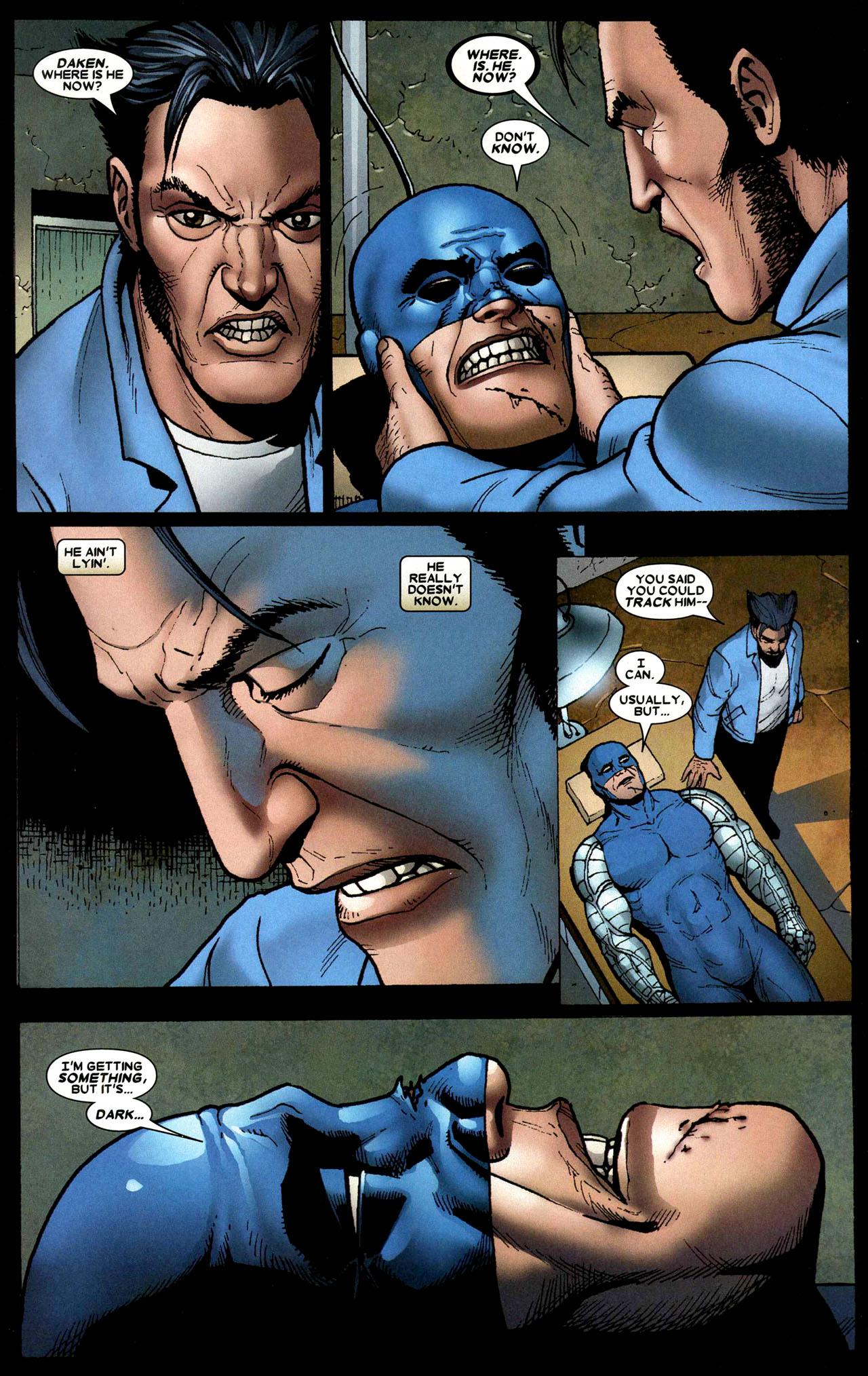 Read online Wolverine: Origins comic -  Issue #15 - 17