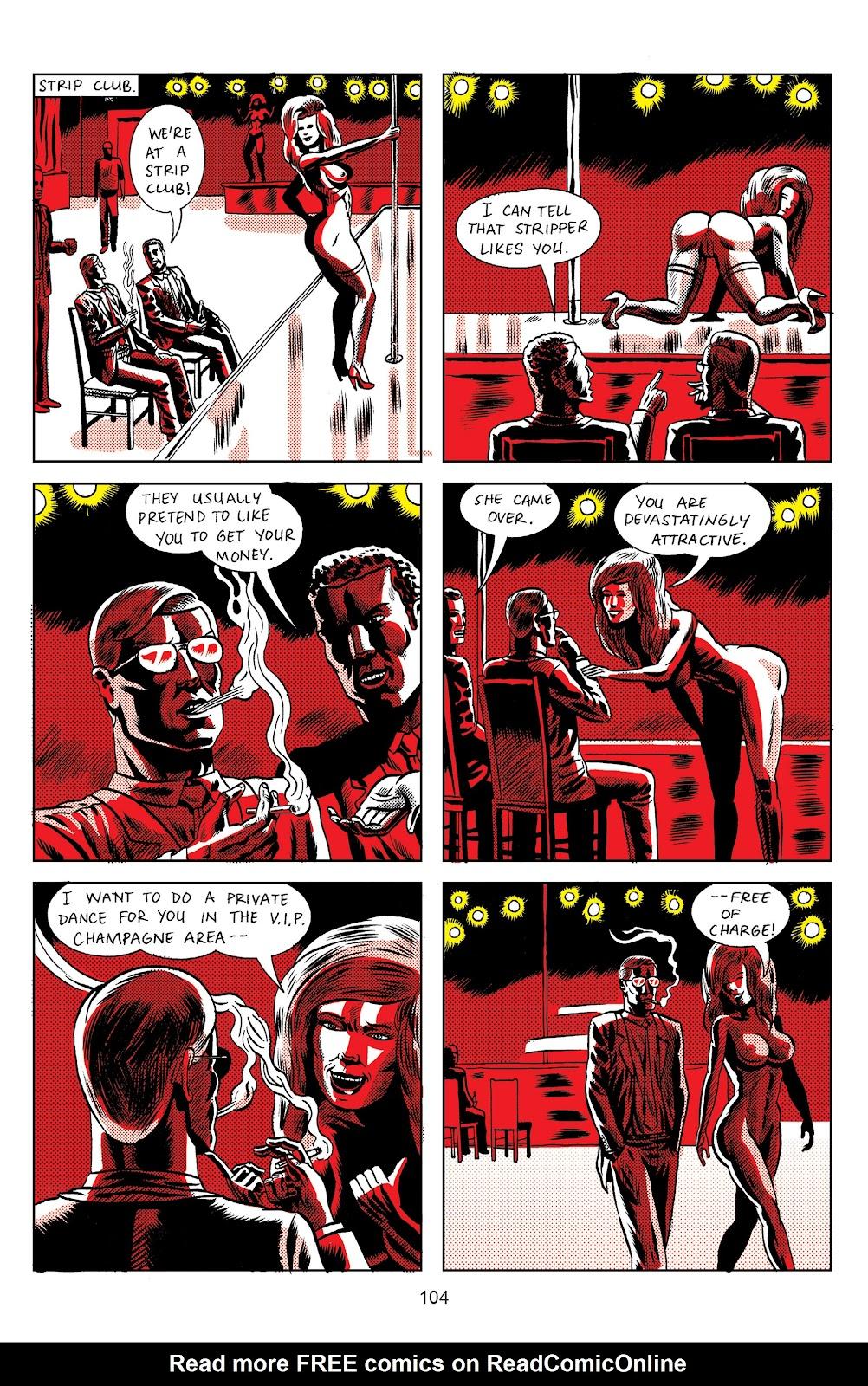 Read online Terror Assaulter: O.M.W.O.T (One Man War On Terror) comic -  Issue # TPB - 102