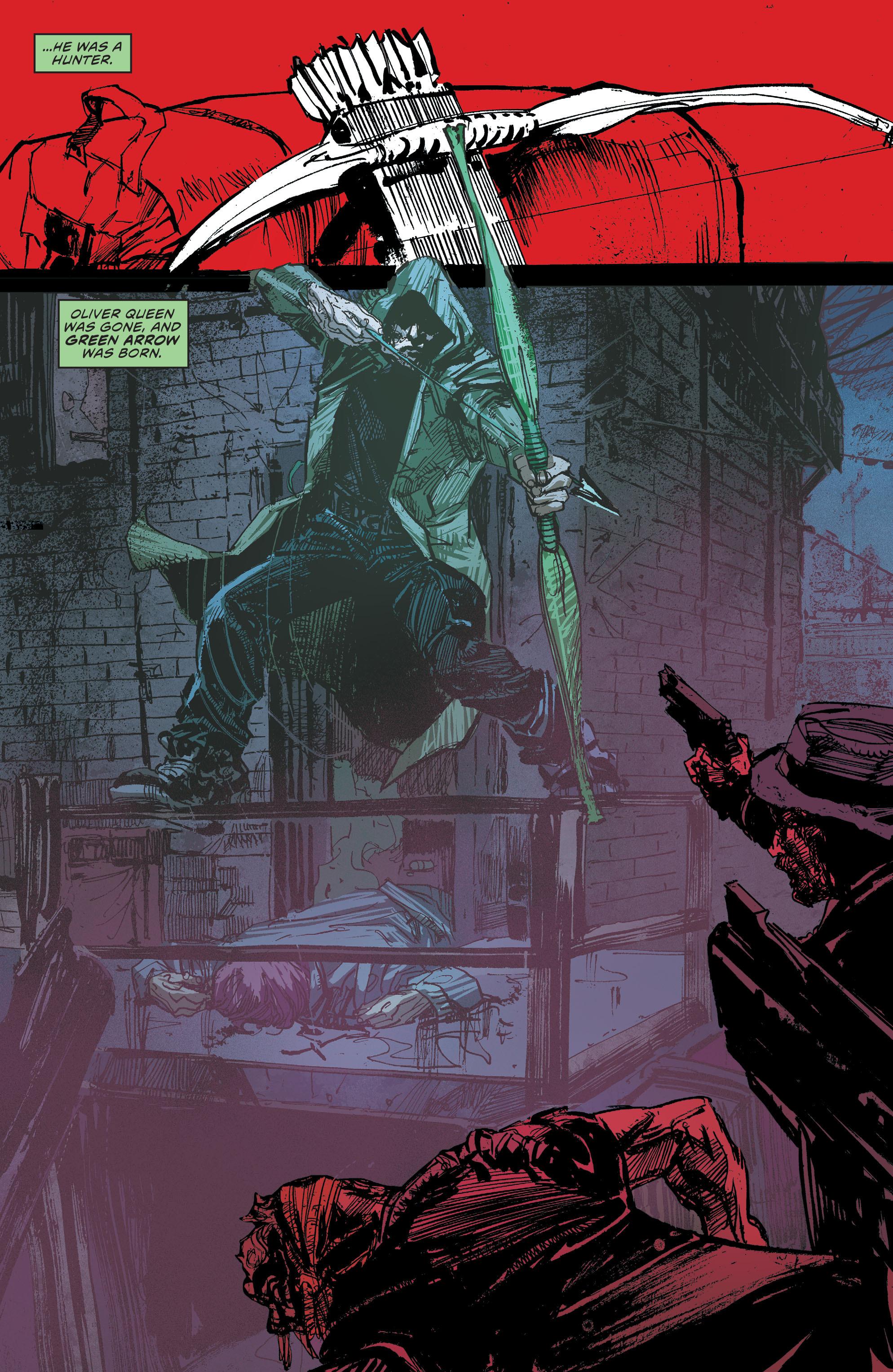 Read online Secret Origins (2014) comic -  Issue #4 - 23