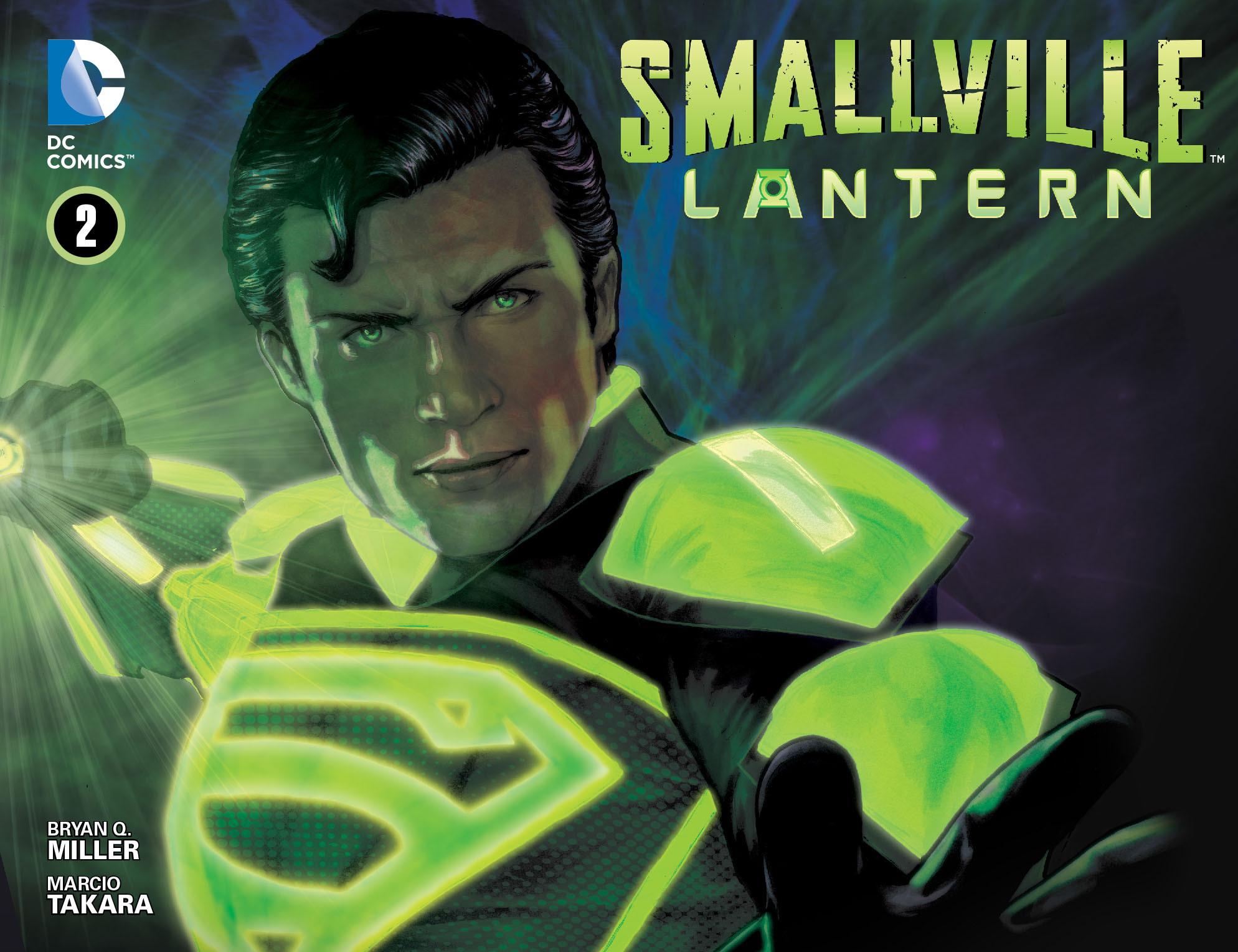 Read online Smallville: Lantern [I] comic -  Issue #2 - 1