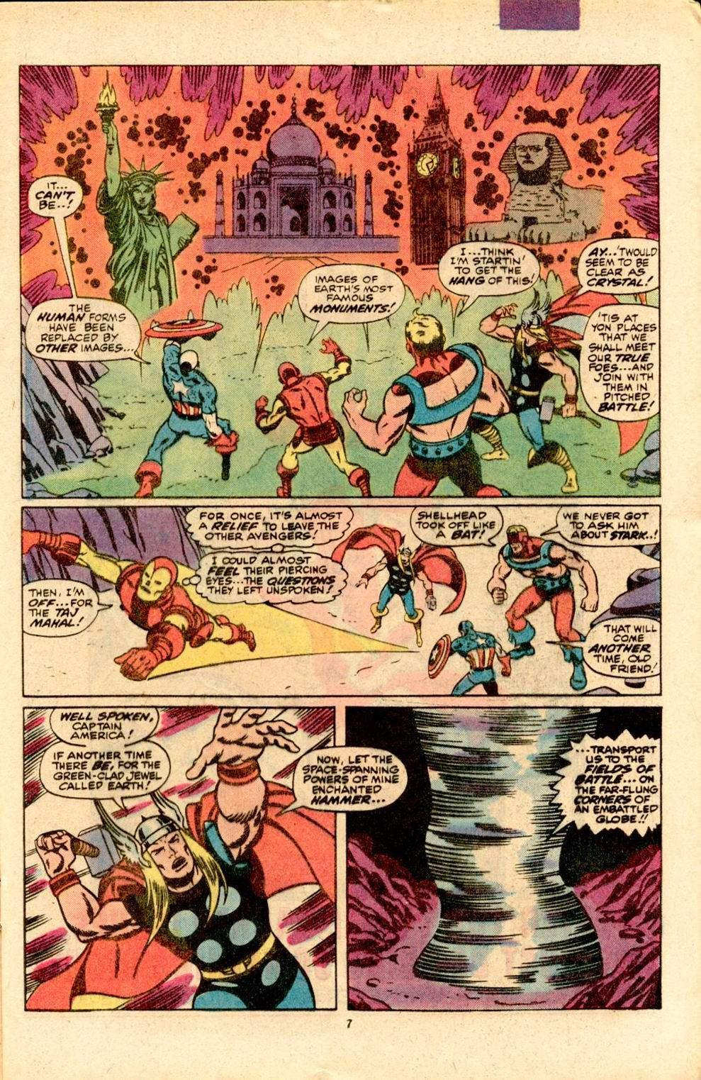 The Avengers (1963) 70 Page 6