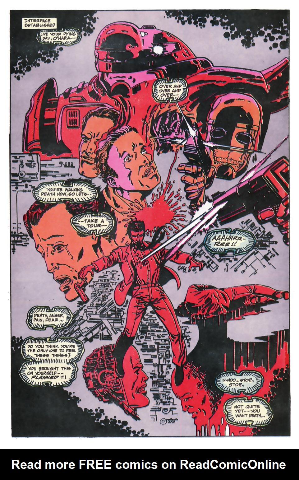 Read online Robocop (1990) comic -  Issue #11 - 21