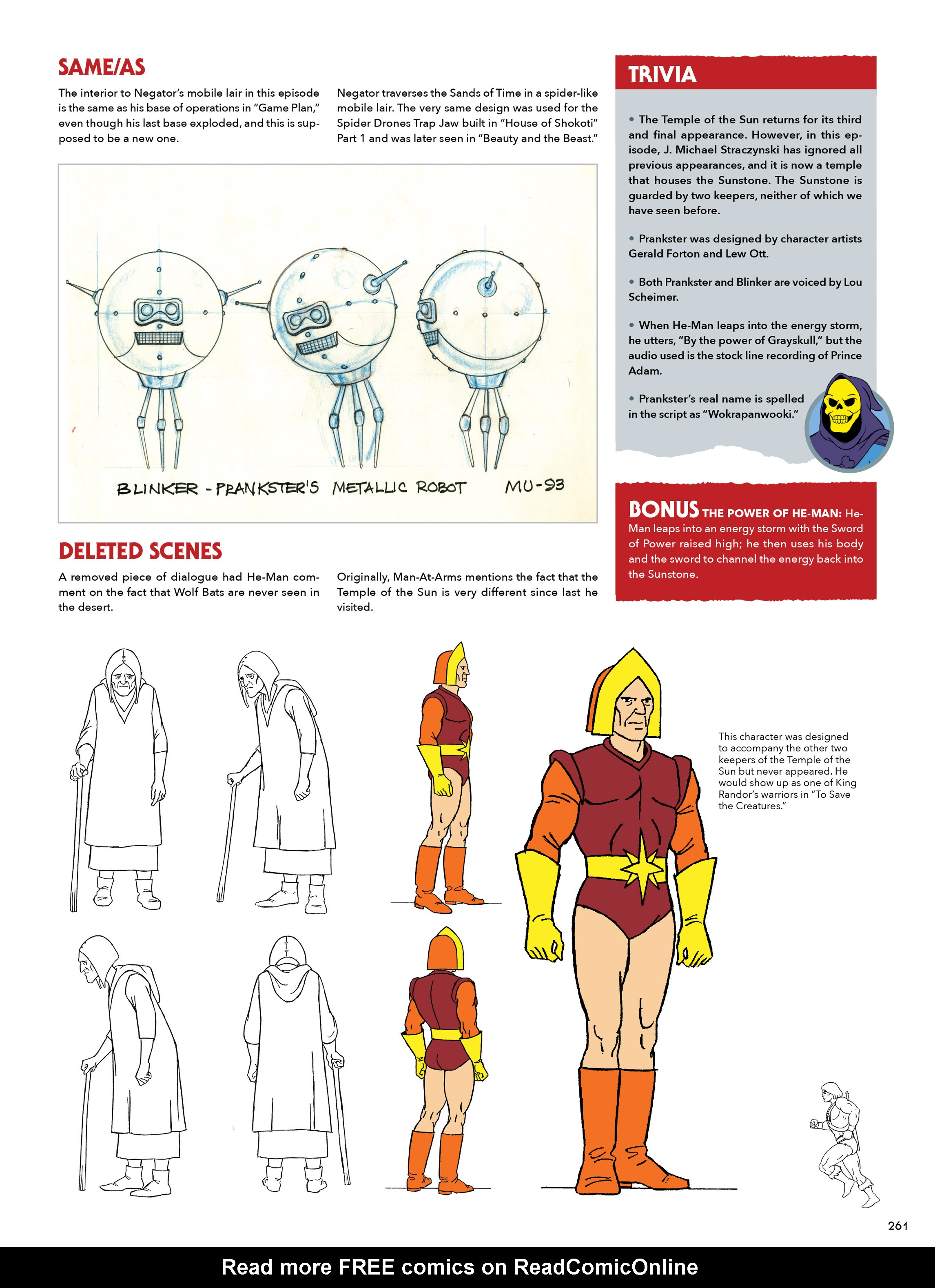 Read online He-Man and She-Ra: A Complete Guide to the Classic Animated Adventures comic -  Issue # TPB (Part 2) - 62