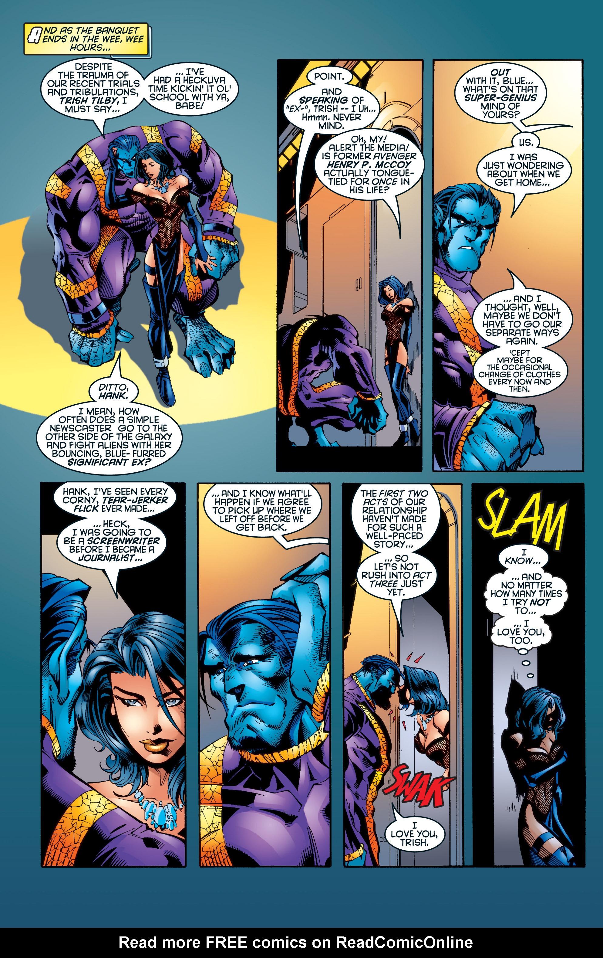 Read online Uncanny X-Men (1963) comic -  Issue #345 - 14