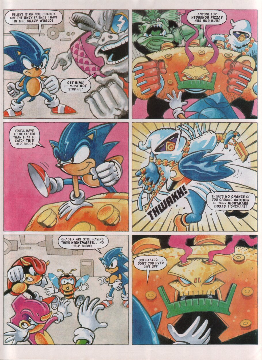 Read online Sonic the Comic comic -  Issue #88 - 7