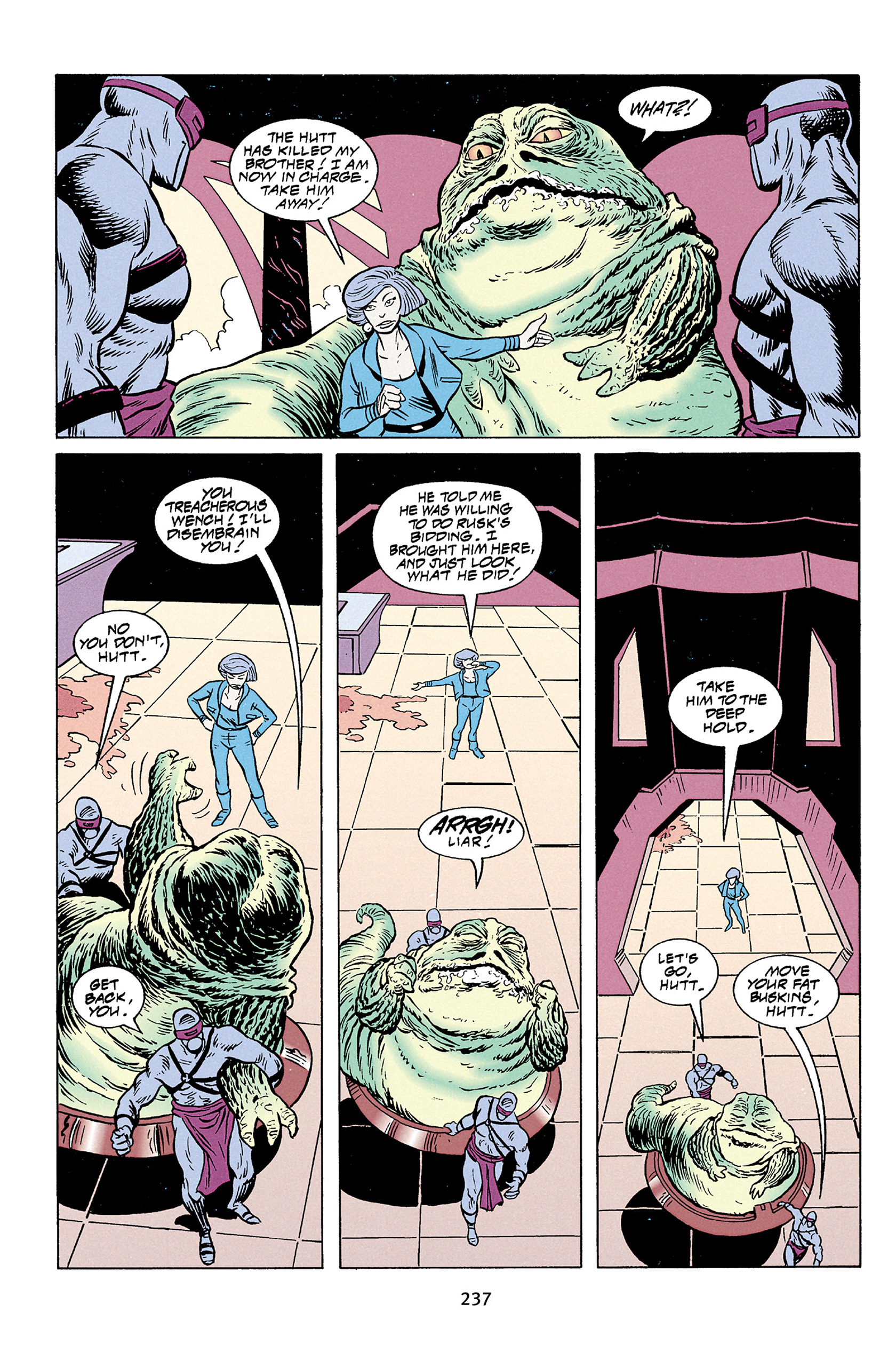 Read online Star Wars Omnibus comic -  Issue # Vol. 30 - 234