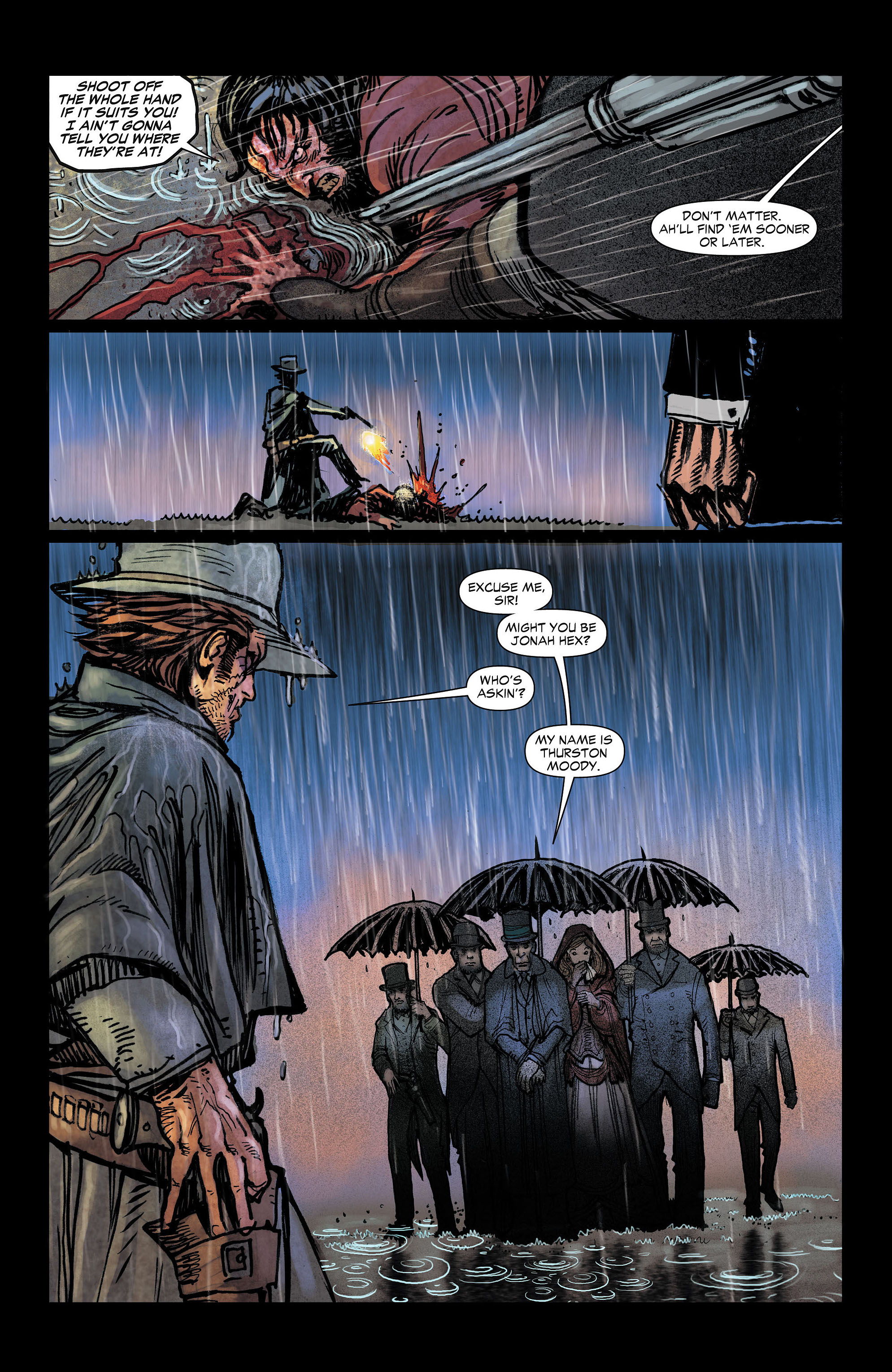 Read online All-Star Western (2011) comic -  Issue #4 - 8