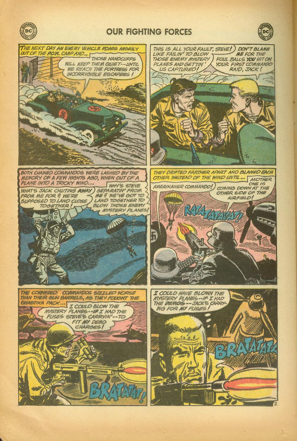 Our Fighting Forces (1954) issue 65 - Page 28