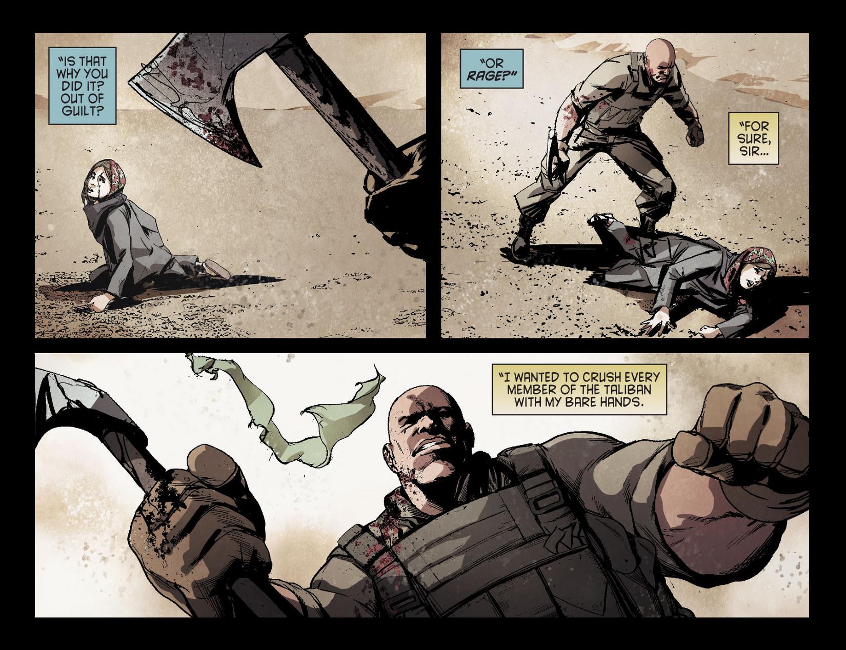 Read online Arrow [II] comic -  Issue #4 - 19