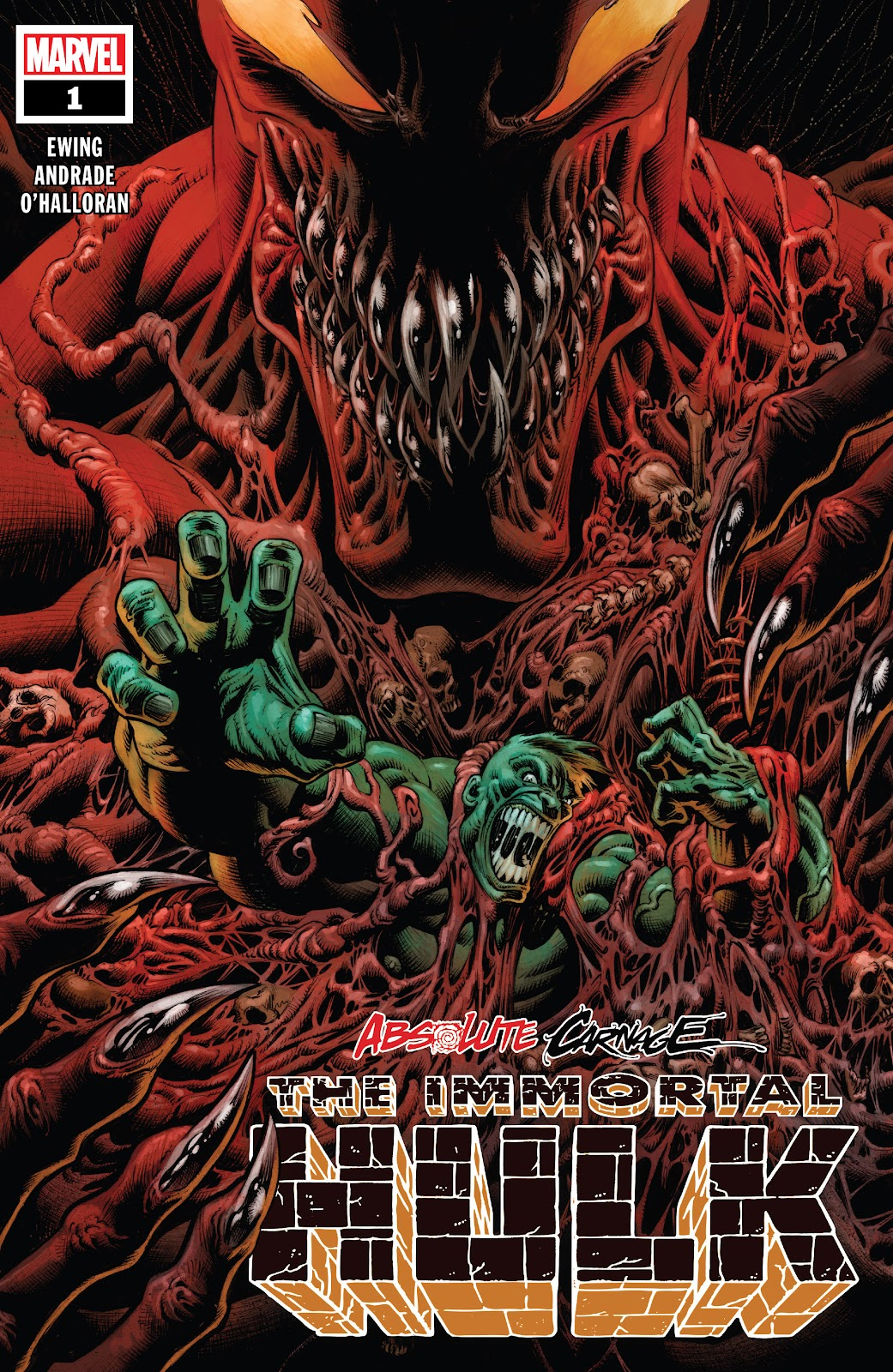 Read online Absolute Carnage: Immortal Hulk comic -  Issue # Full - 1