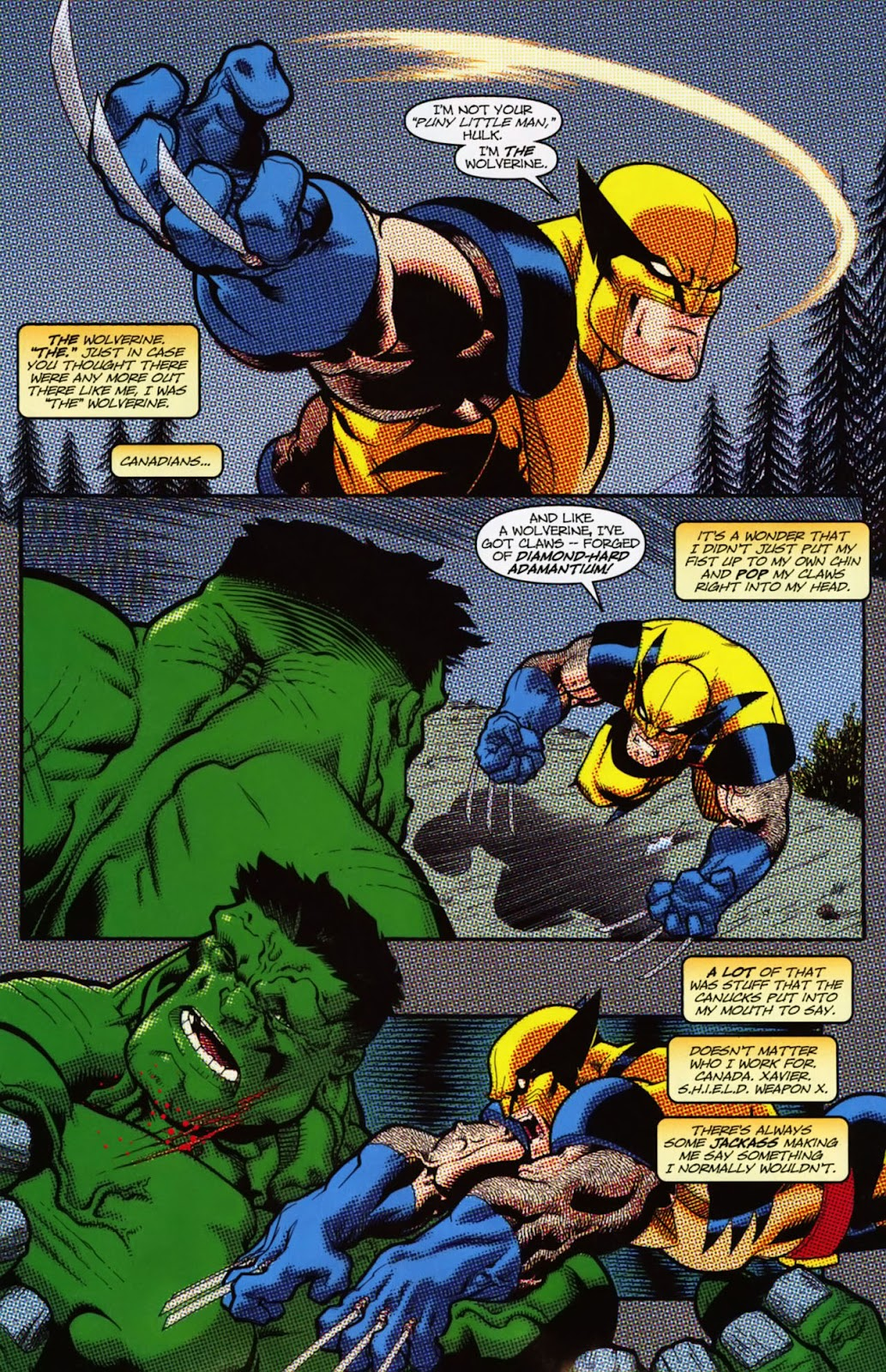 Read online Wolverine (2003) comic -  Issue #900 - 89