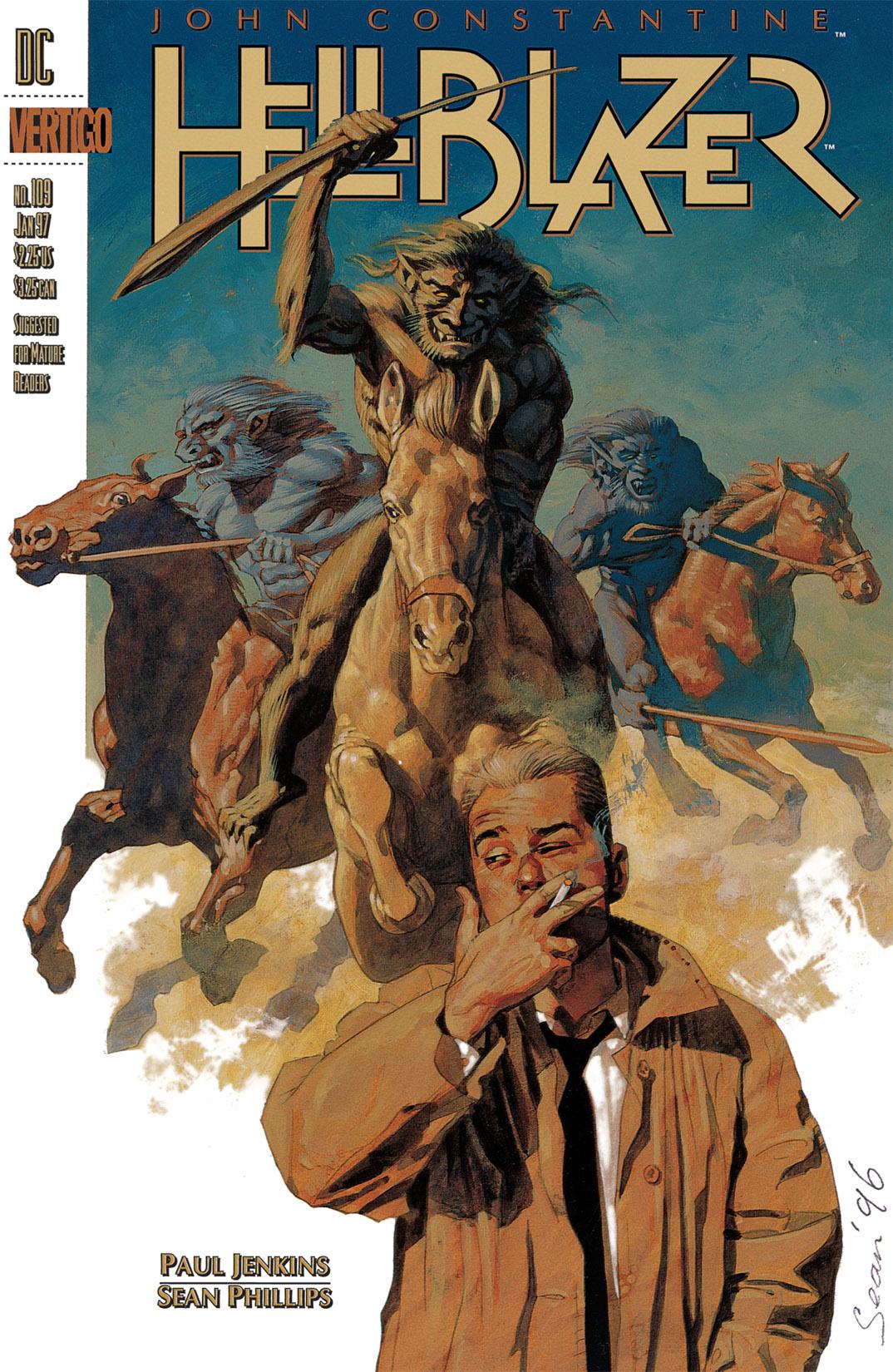 Hellblazer issue 109 - Page 1