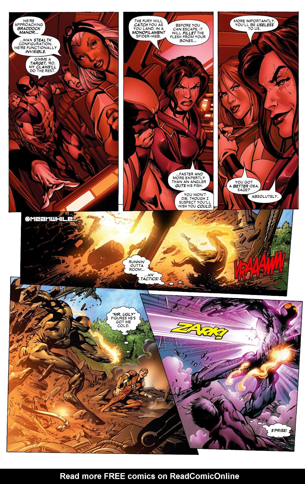 Uncanny X-Men (1963) issue 447 - Page 9