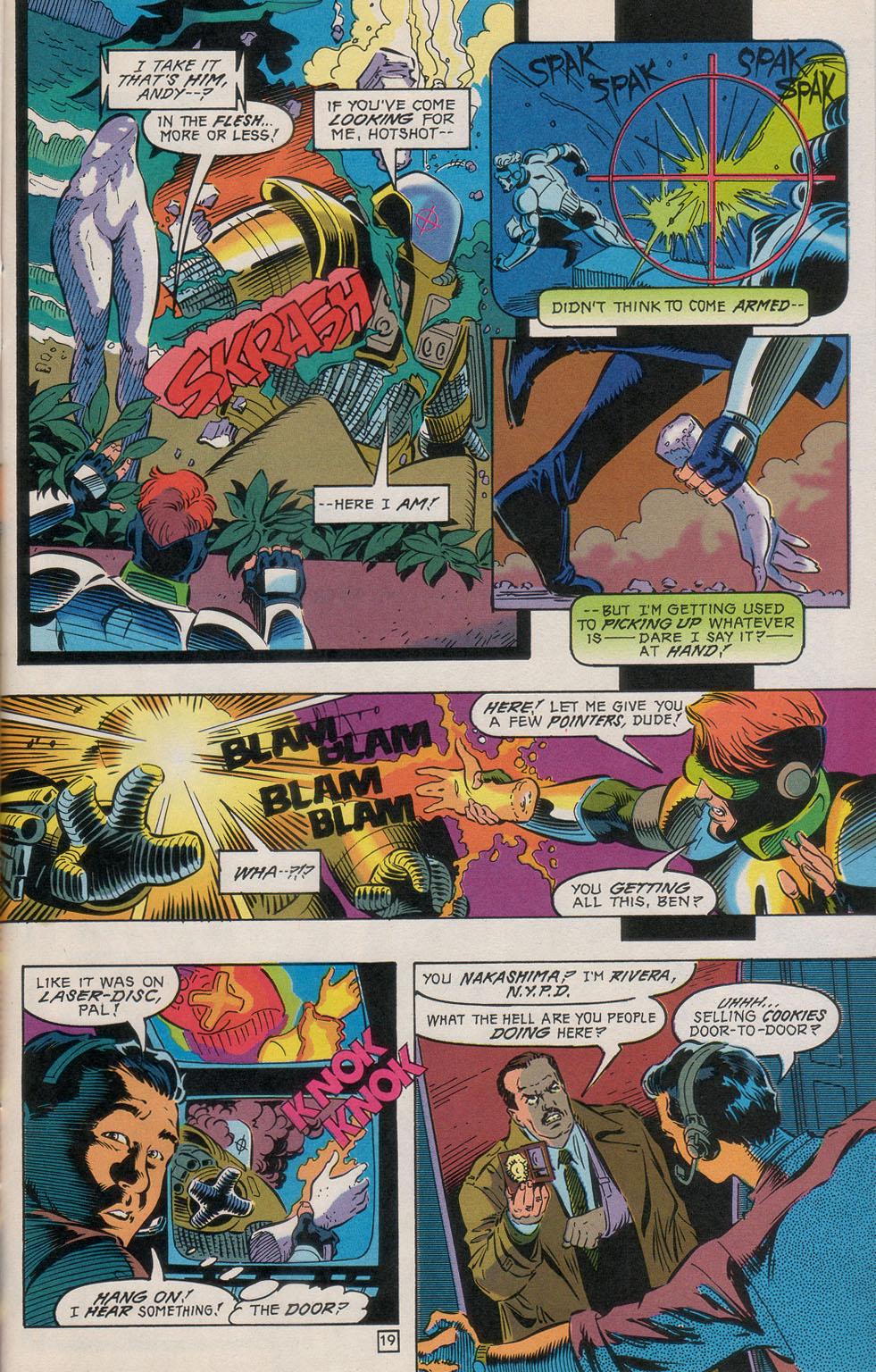 Read online Gunfire comic -  Issue #4 - 23