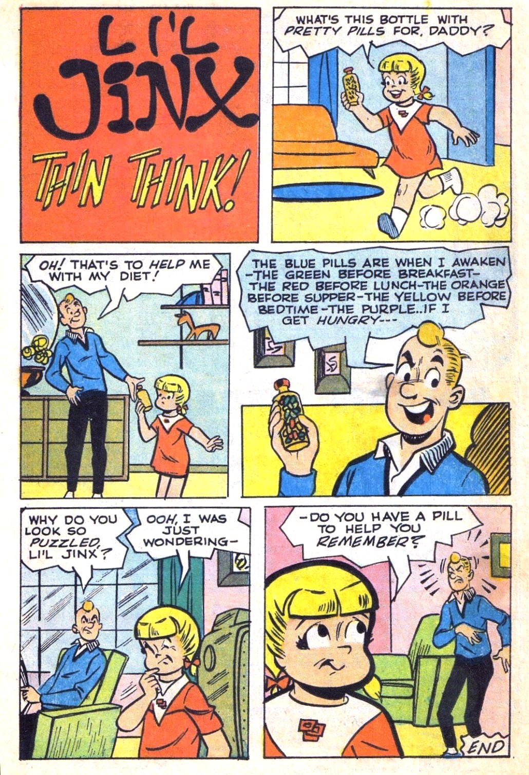Read online Archie (1960) comic -  Issue #171 - 26