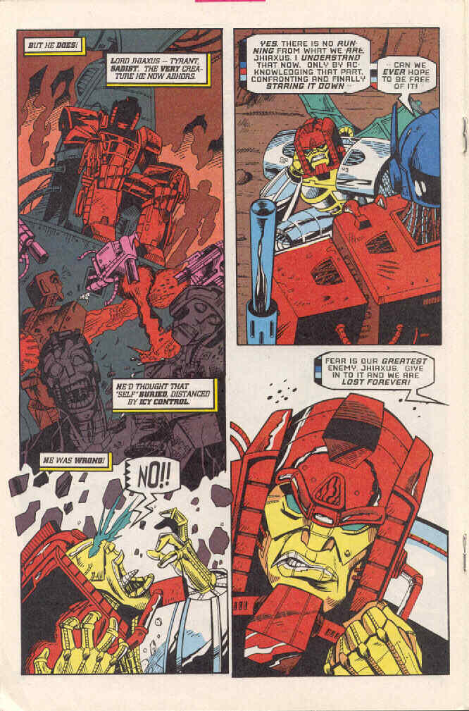 Read online Transformers: Generation 2 comic -  Issue #3 - 14