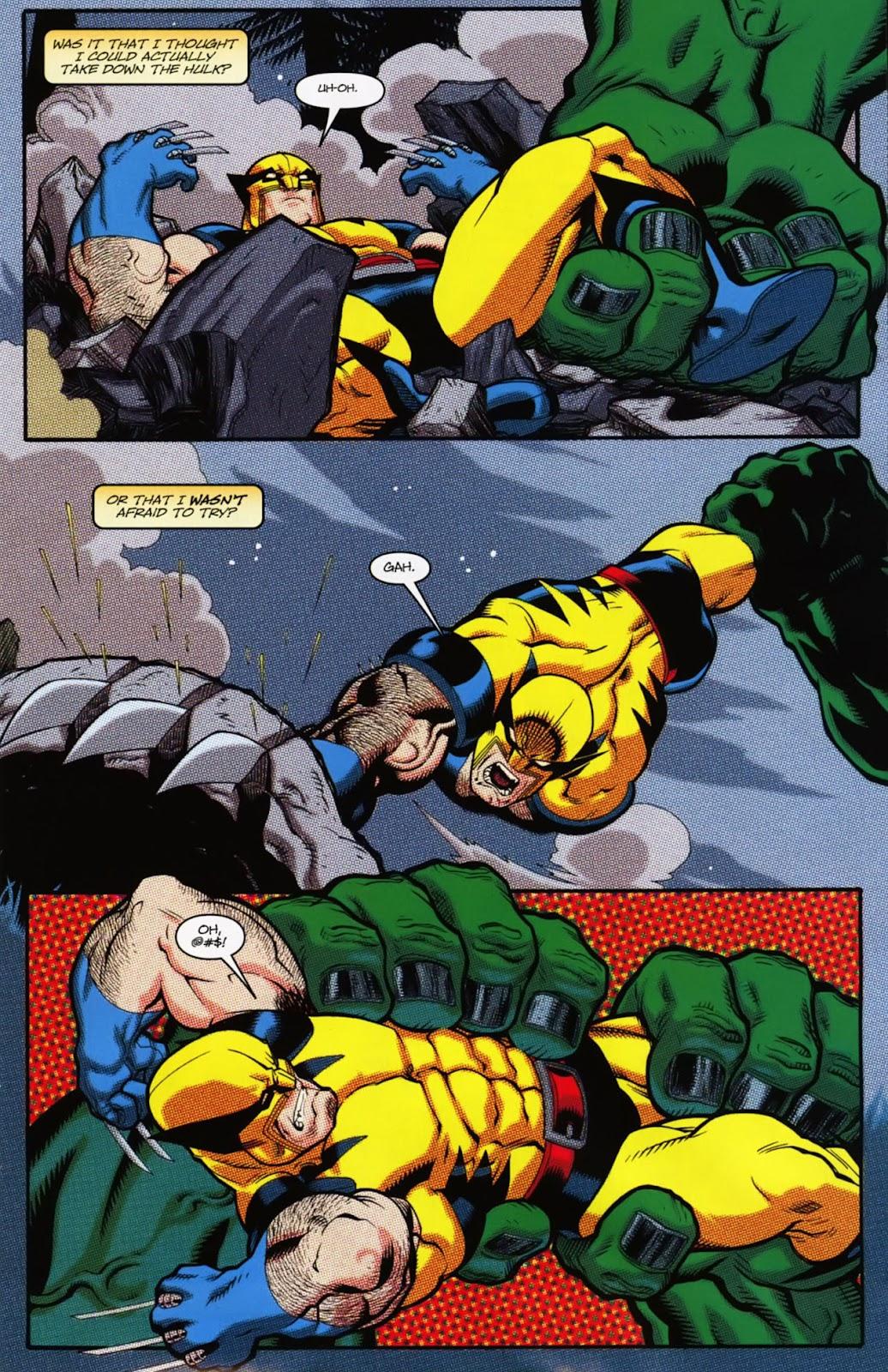 Read online Wolverine (2003) comic -  Issue #900 - 93