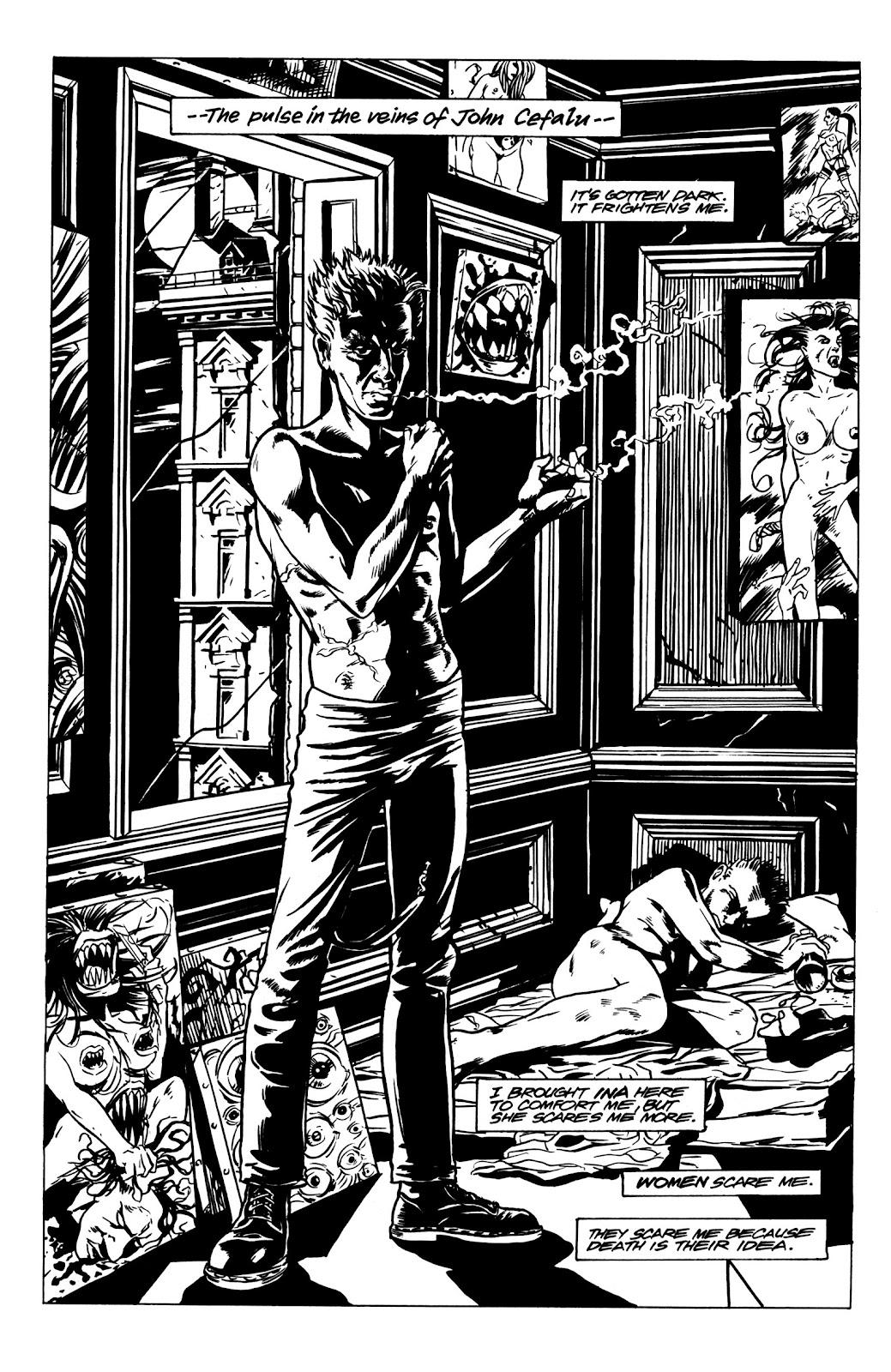 Read online Sugarvirus comic -  Issue # Full - 8