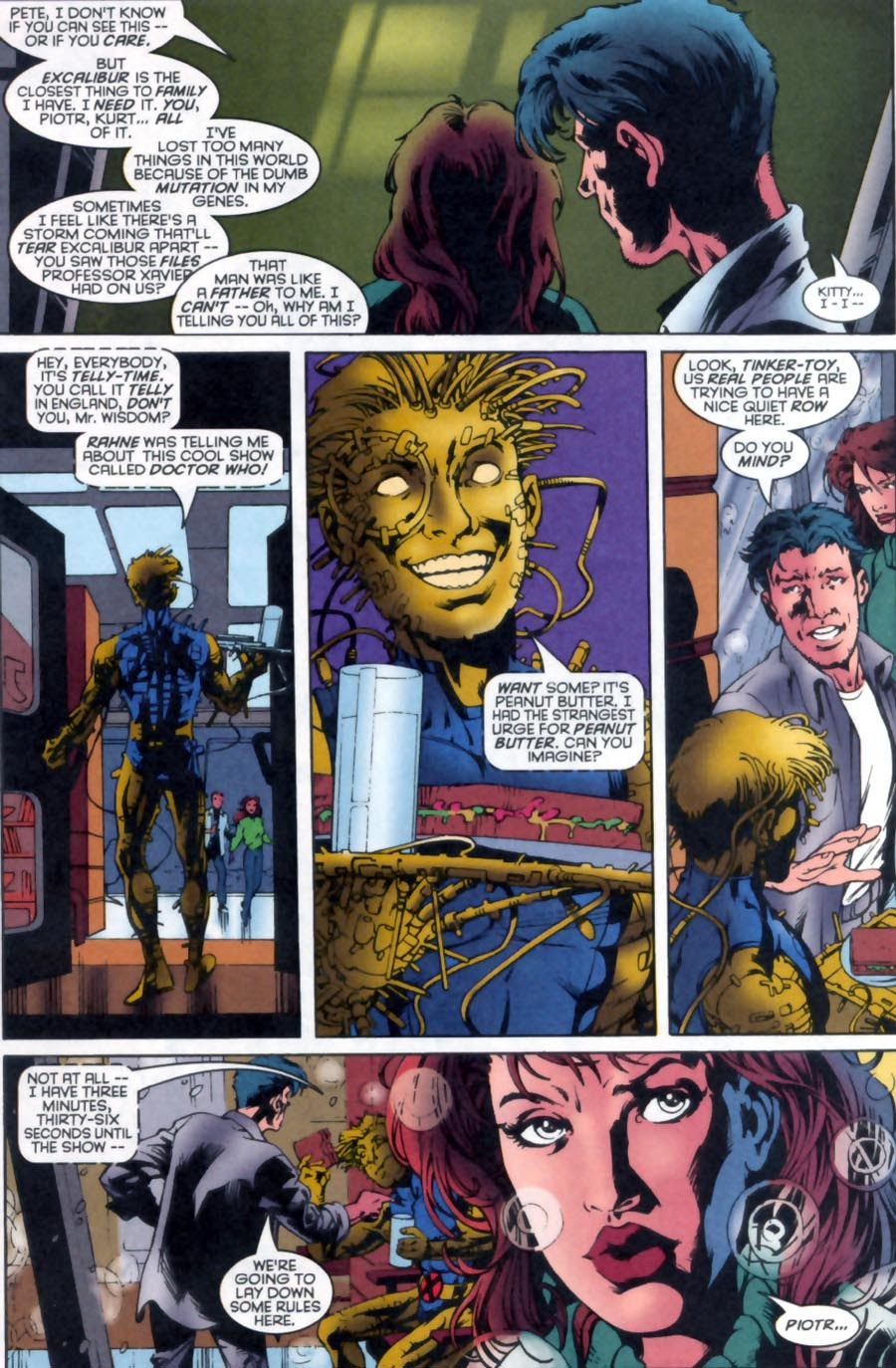 Excalibur (1988) issue 104 - Page 6