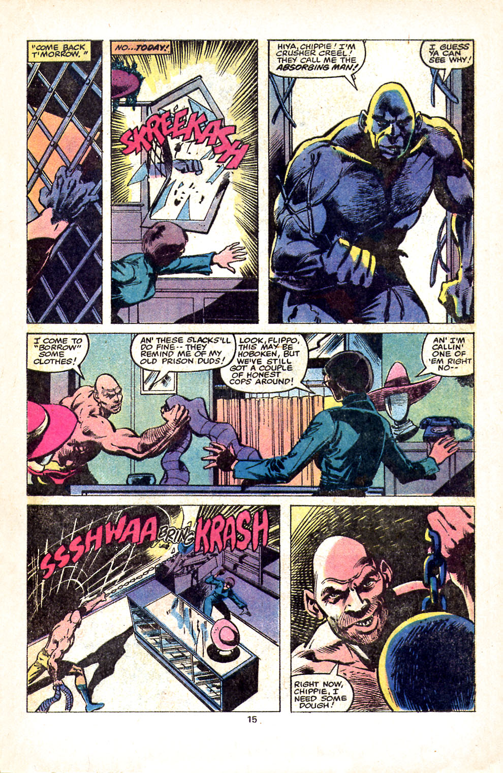 The Avengers (1963) 183 Page 10
