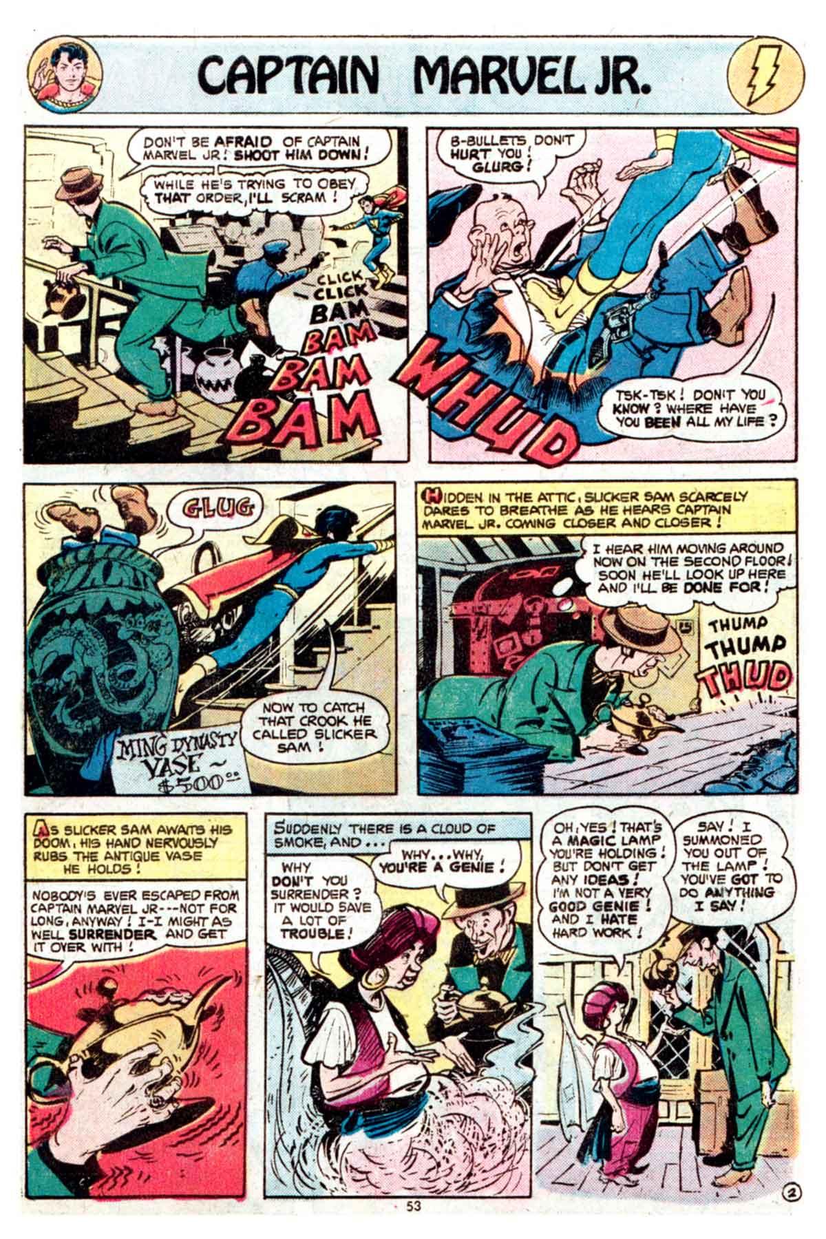 Read online Shazam! (1973) comic -  Issue #16 - 53