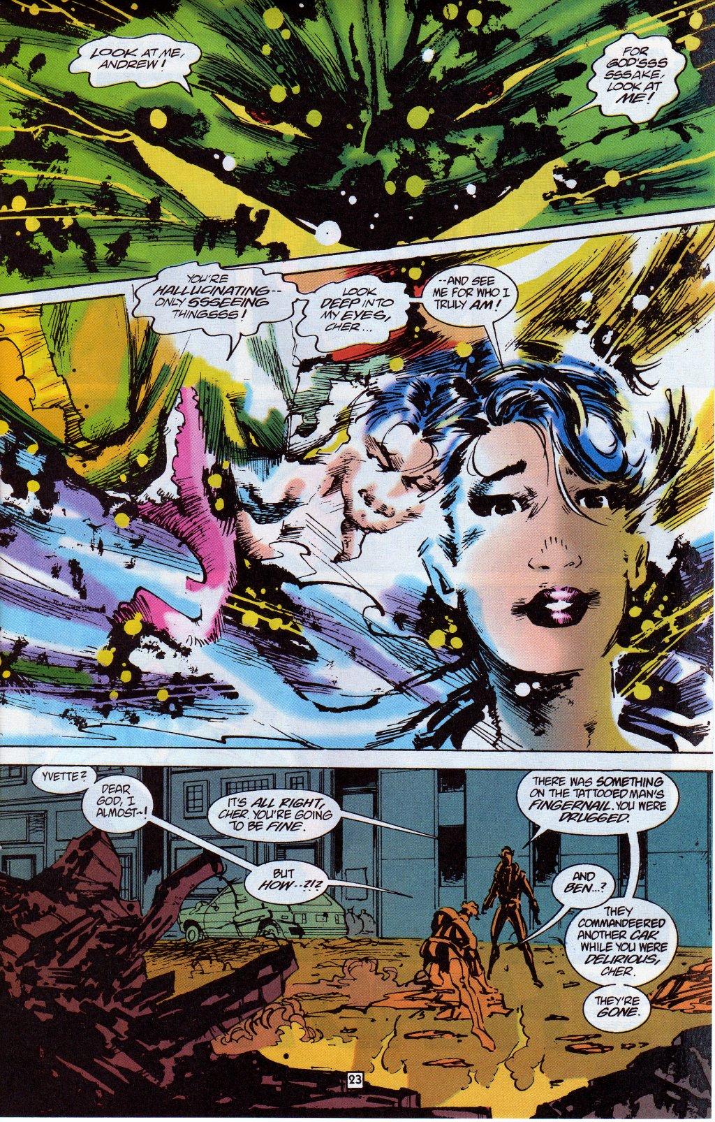 Read online Gunfire comic -  Issue #8 - 24