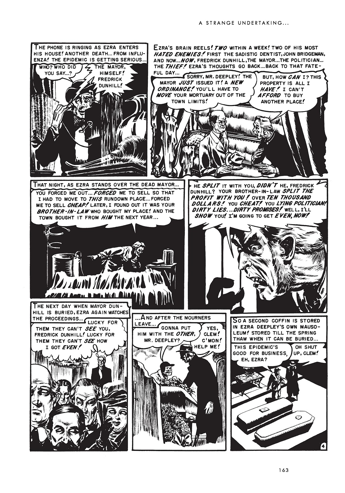 Read online Doctor of Horror and Other Stories comic -  Issue # TPB (Part 2) - 79