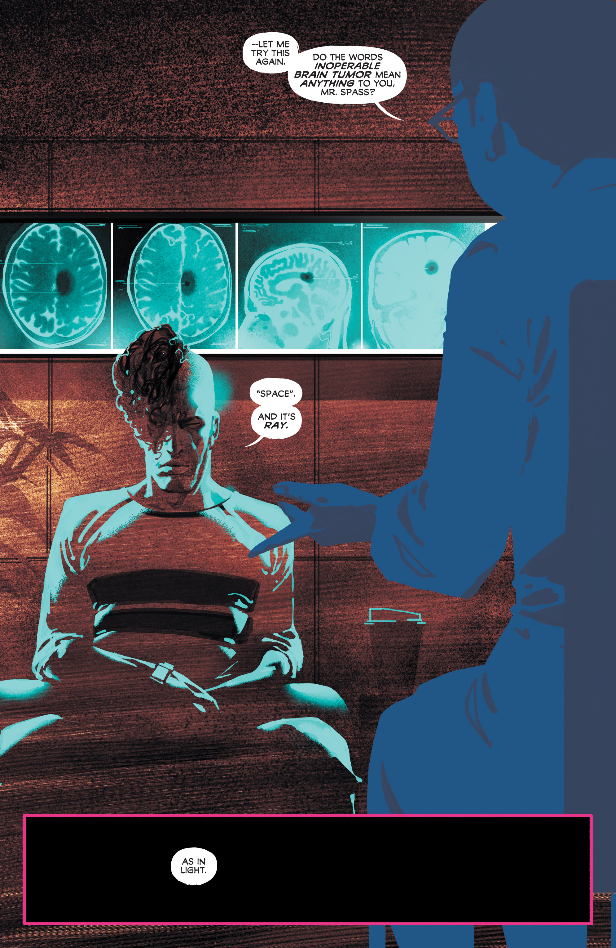 Read online Annihilator comic -  Issue #1 - 26