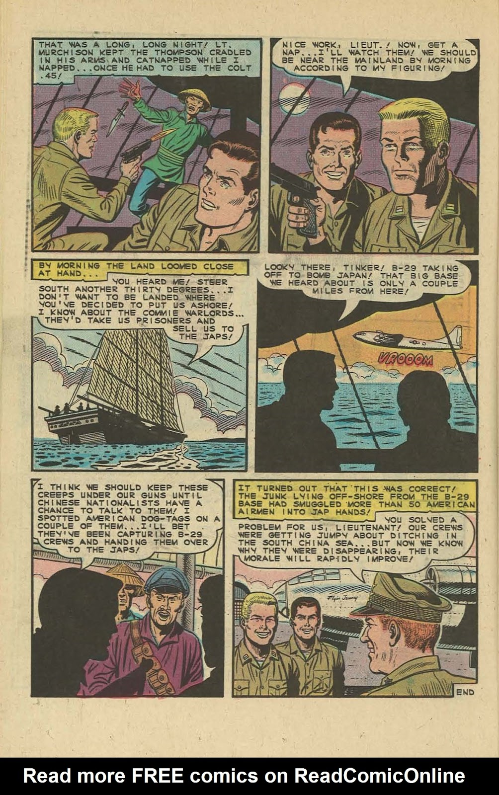 Read online Fightin' Navy comic -  Issue #127 - 24