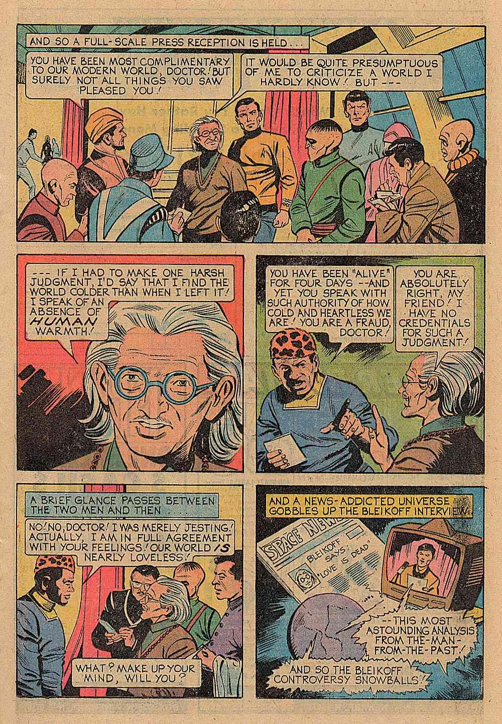 Star Trek (1967) issue 39 - Page 11