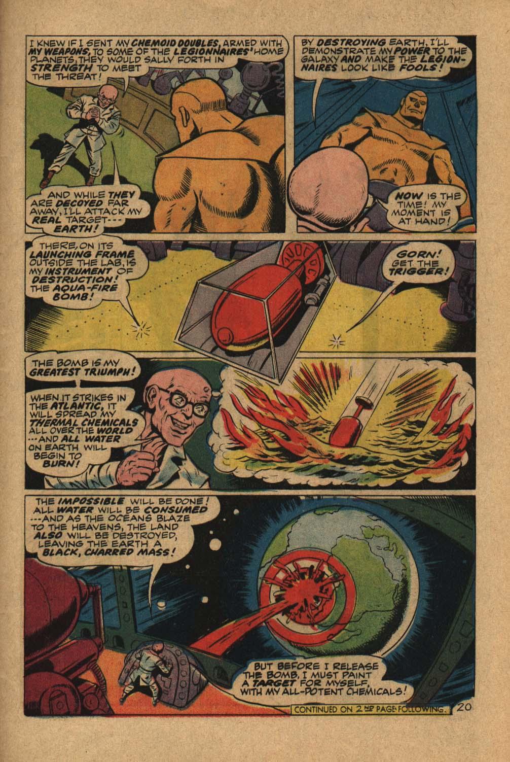 Read online Adventure Comics (1938) comic -  Issue #363 - 29