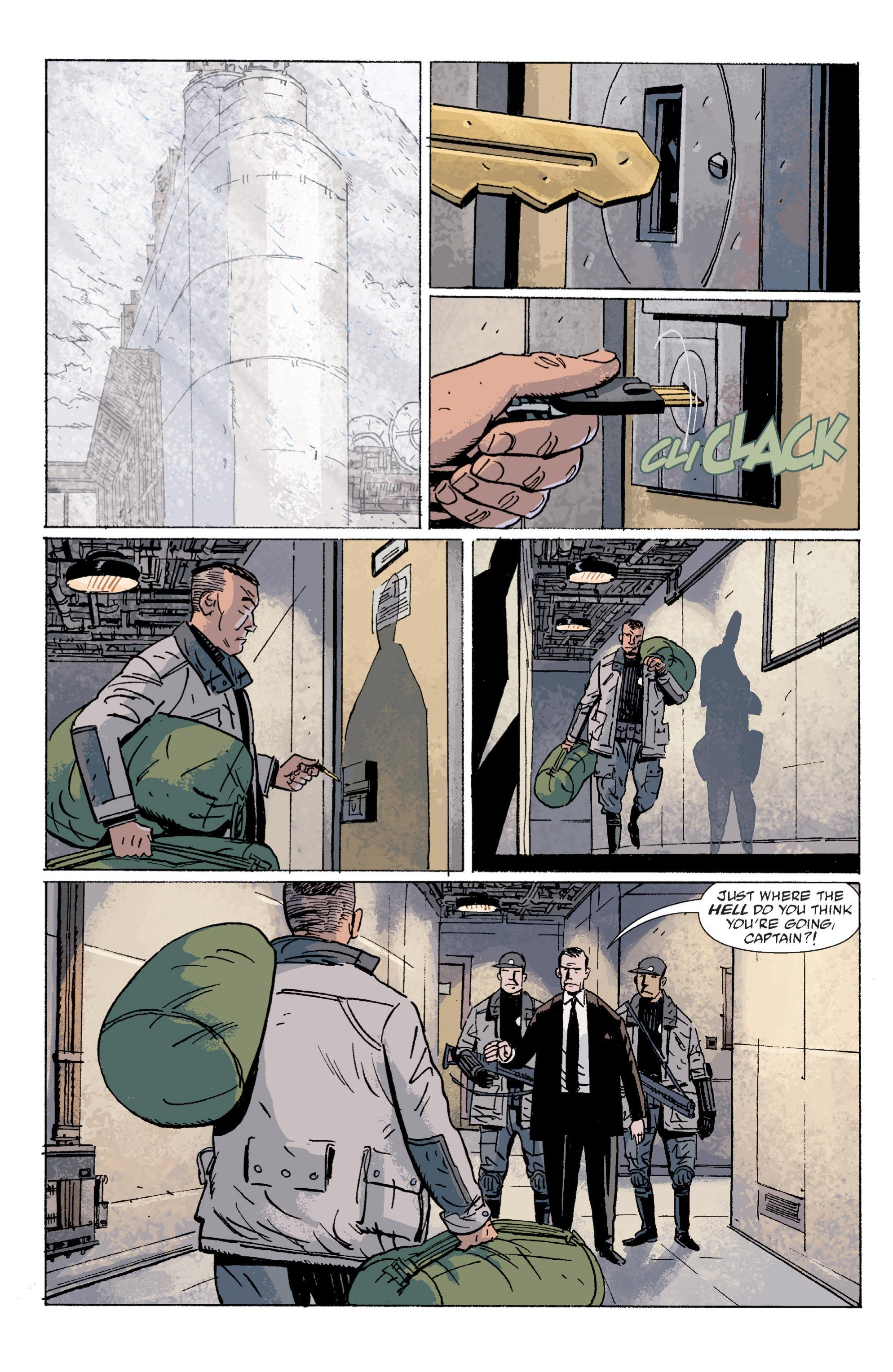 Read online B.P.R.D. (2003) comic -  Issue # TPB 5 - 116
